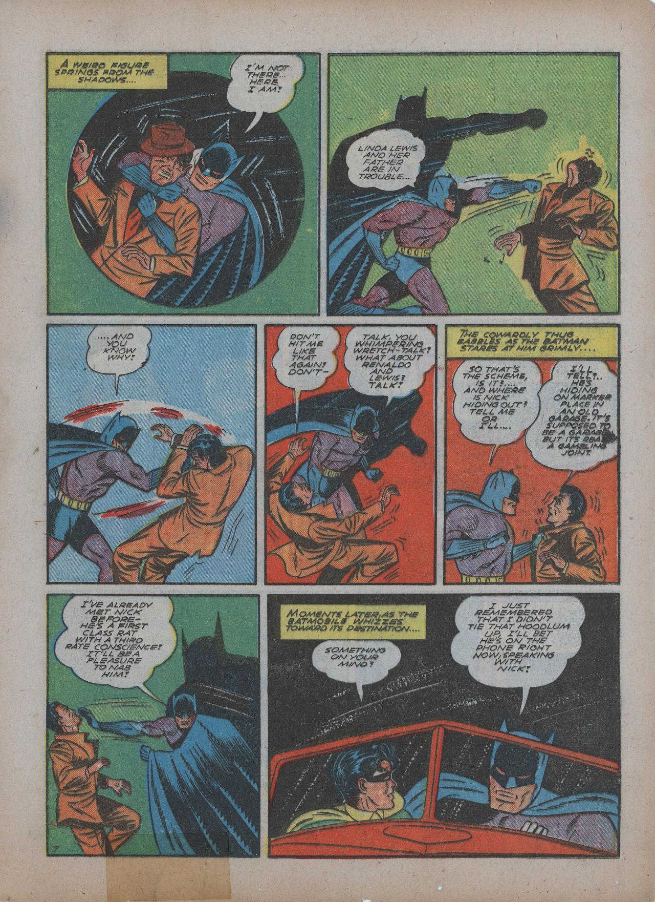 Read online Detective Comics (1937) comic -  Issue #48 - 9