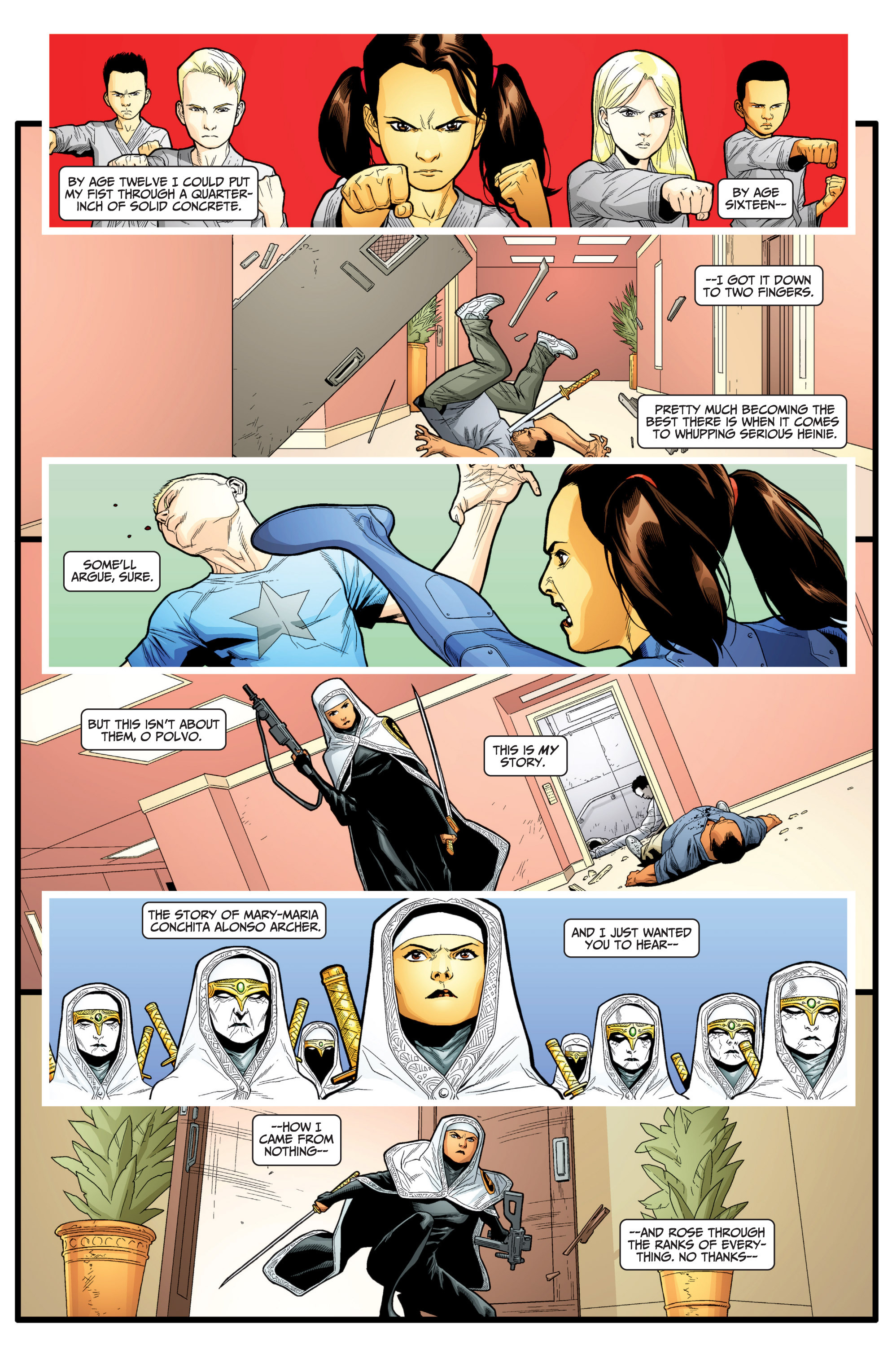 Read online Archer and Armstrong comic -  Issue #Archer and Armstrong _TPB 7 - 22
