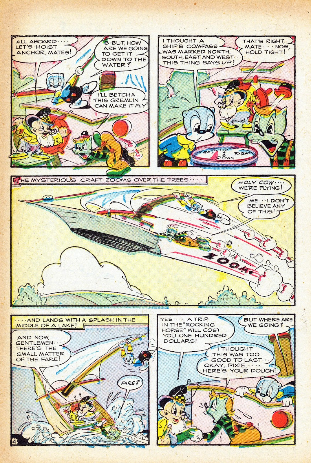 Comic Capers issue 5 - Page 22