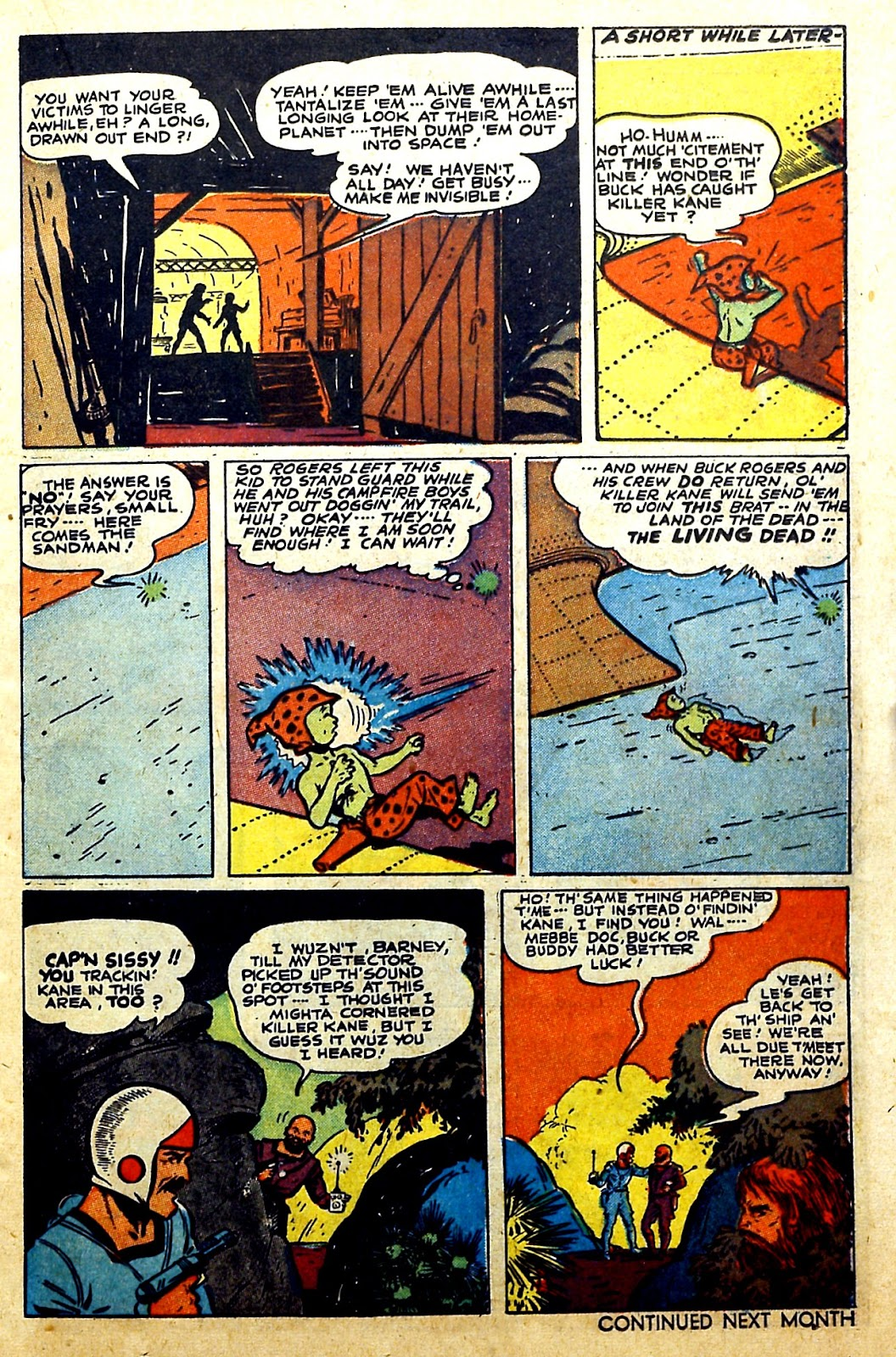 Read online Famous Funnies comic -  Issue #166 - 17
