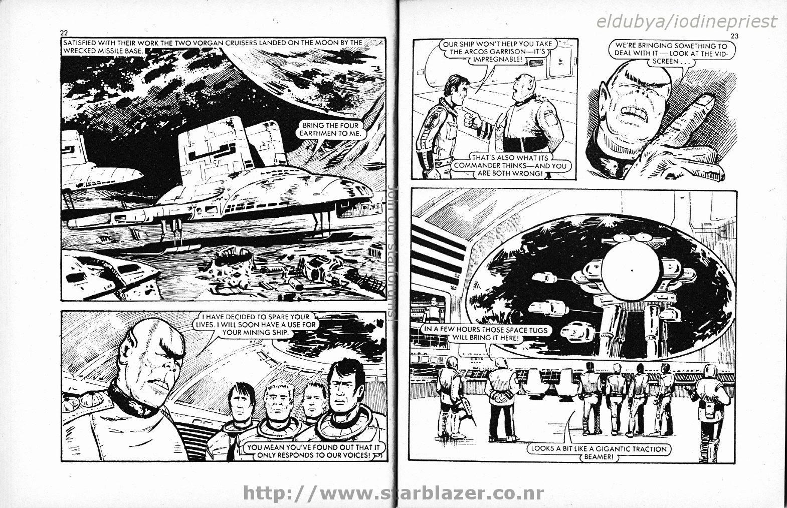 Starblazer issue 98 - Page 13