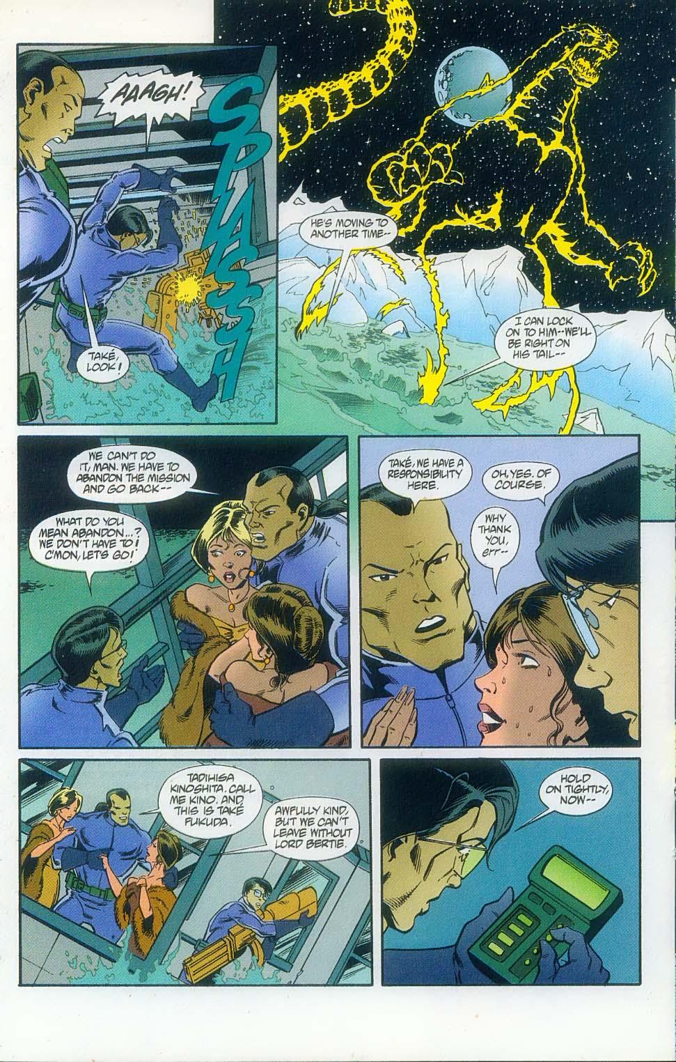 Godzilla (1995) Issue #11 #12 - English 18