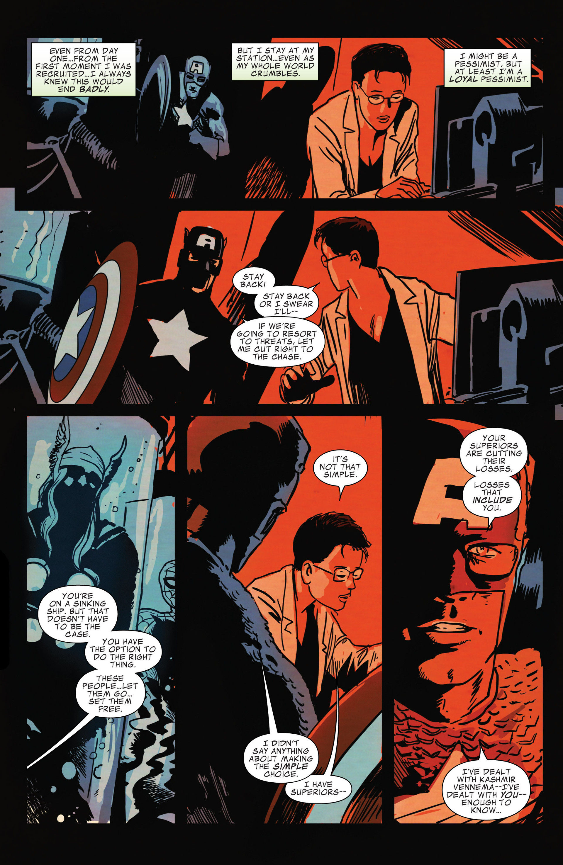 Read online Captain America And Black Widow comic -  Issue #640 - 17