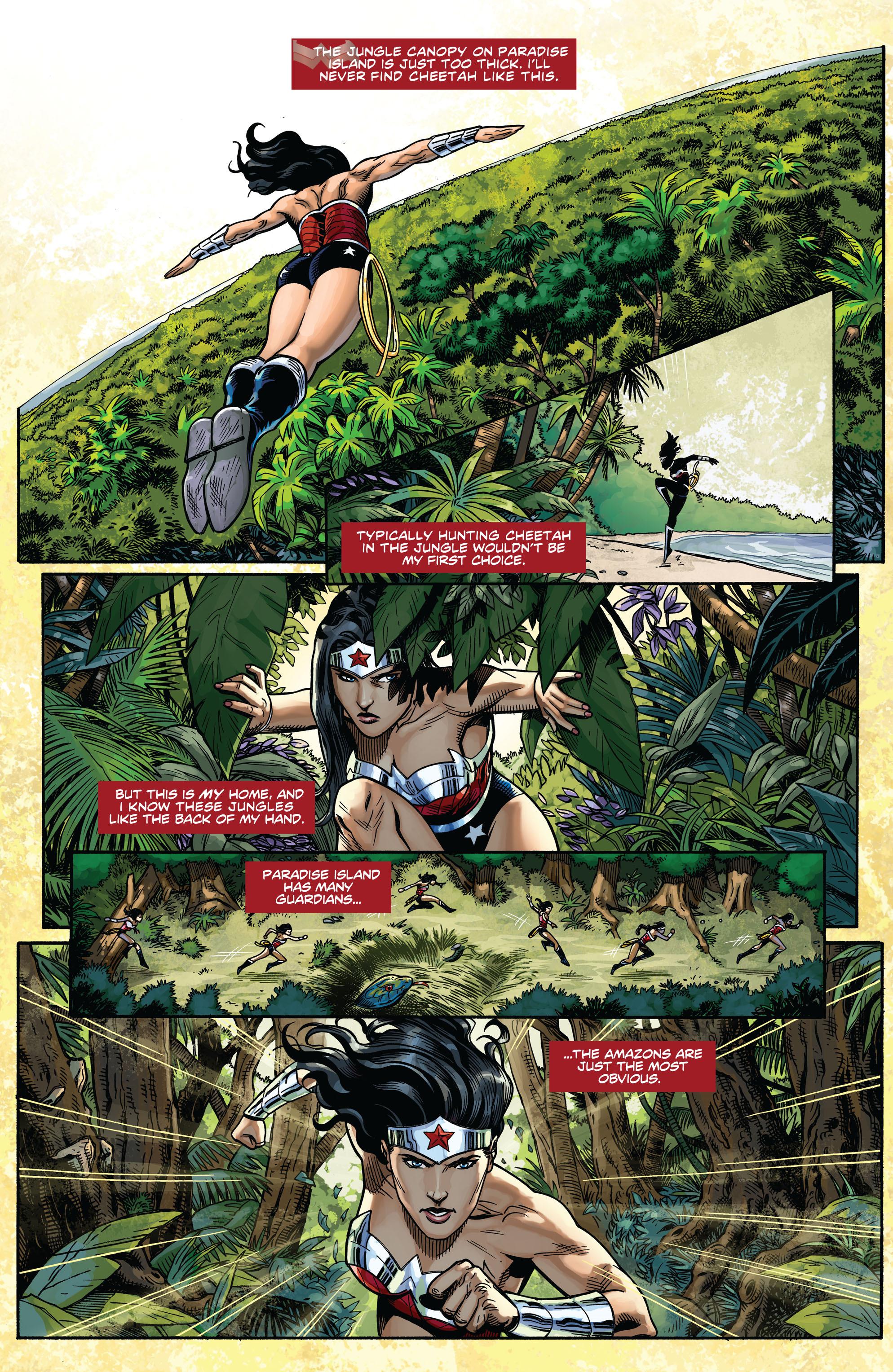 Read online Wonder Woman (2011) comic -  Issue #47 - 11
