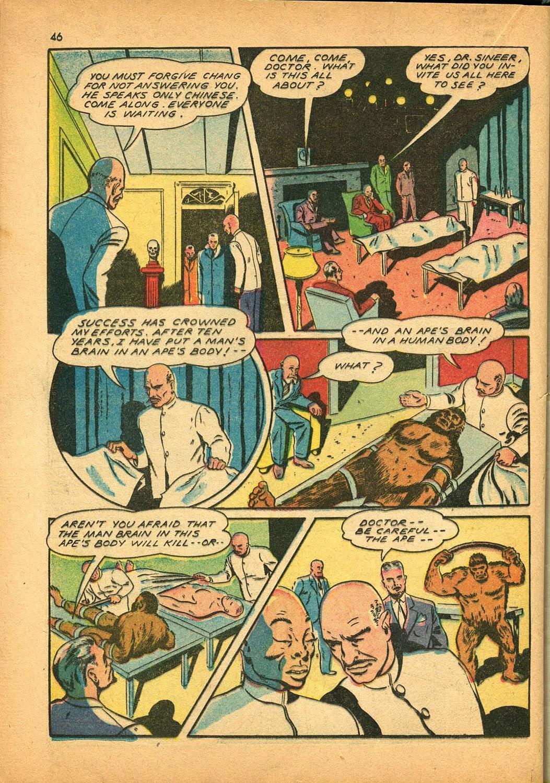 Read online Super-Magician Comics comic -  Issue #9 - 45