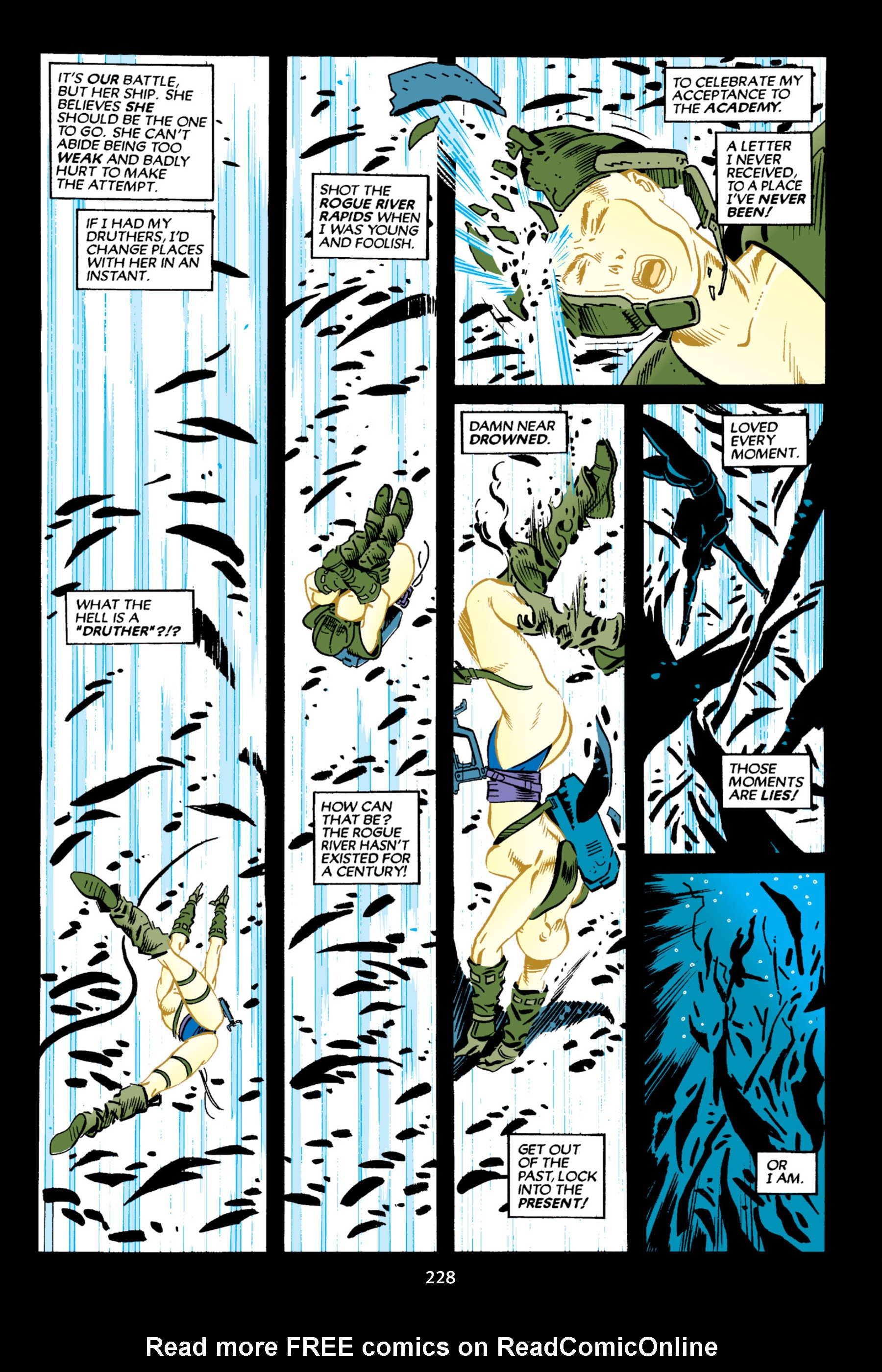 Read online Aliens vs. Predator Omnibus comic -  Issue # _TPB 2 Part 3 - 5