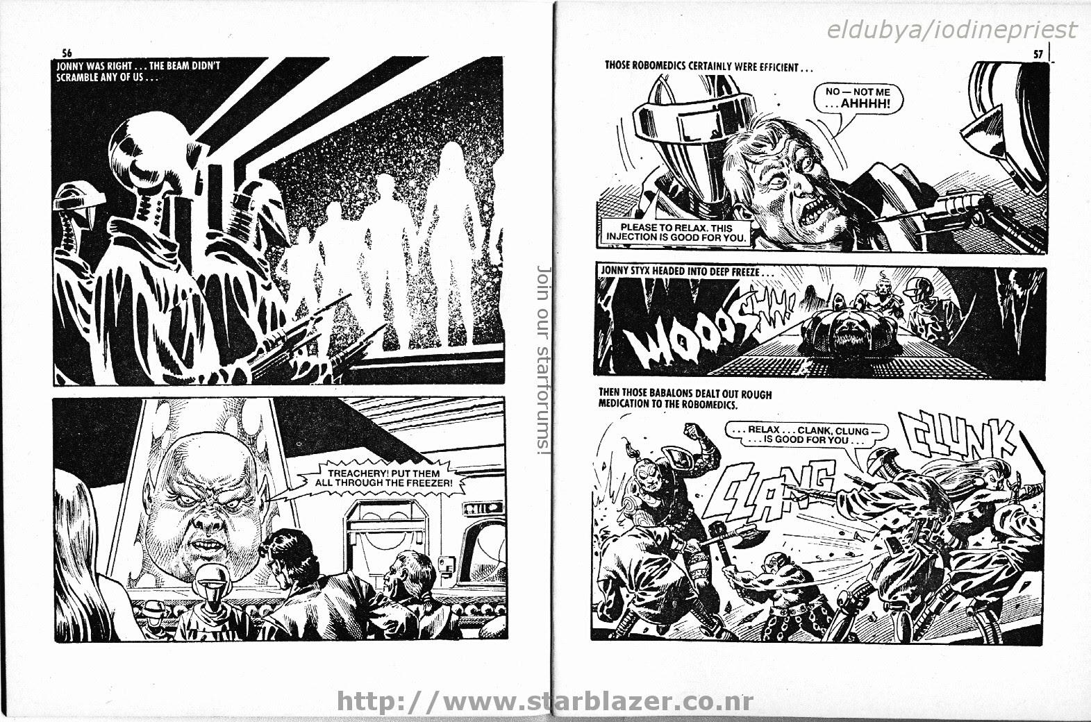 Starblazer issue 199 - Page 30