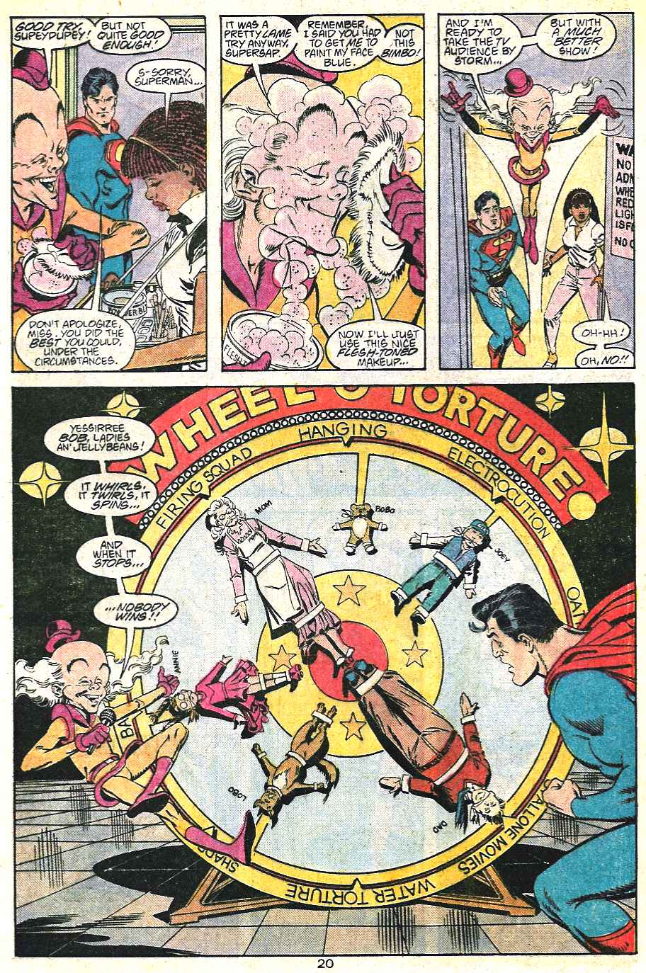 Read online Adventures of Superman (1987) comic -  Issue #441 - 21