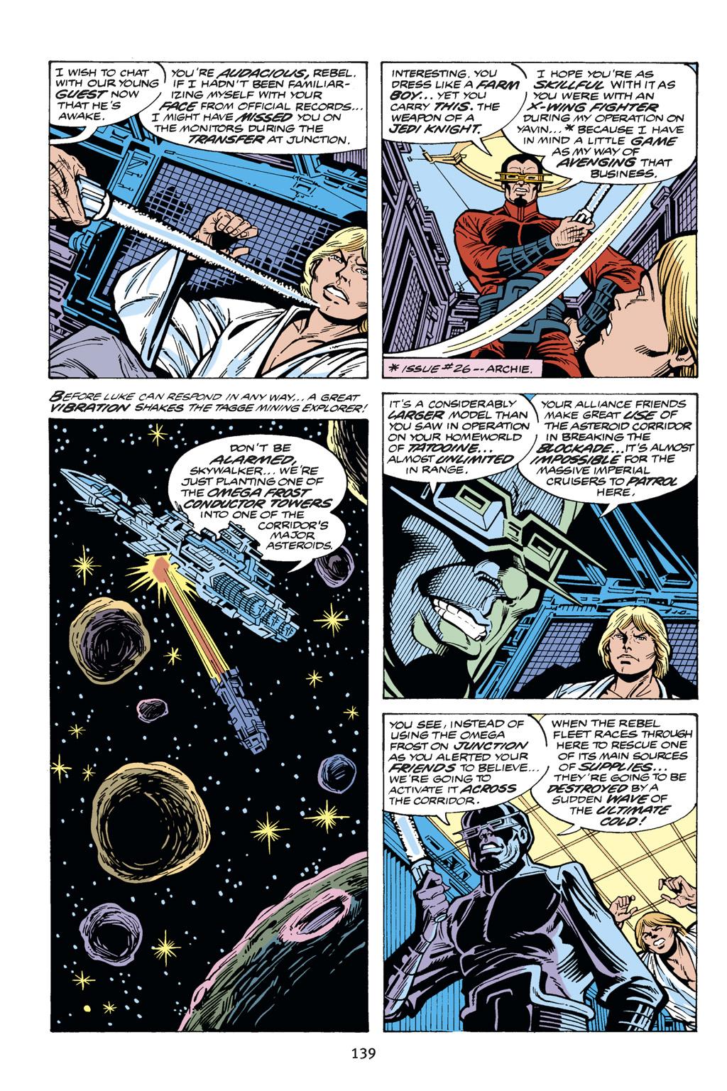 Read online Star Wars Omnibus comic -  Issue # Vol. 14 - 139