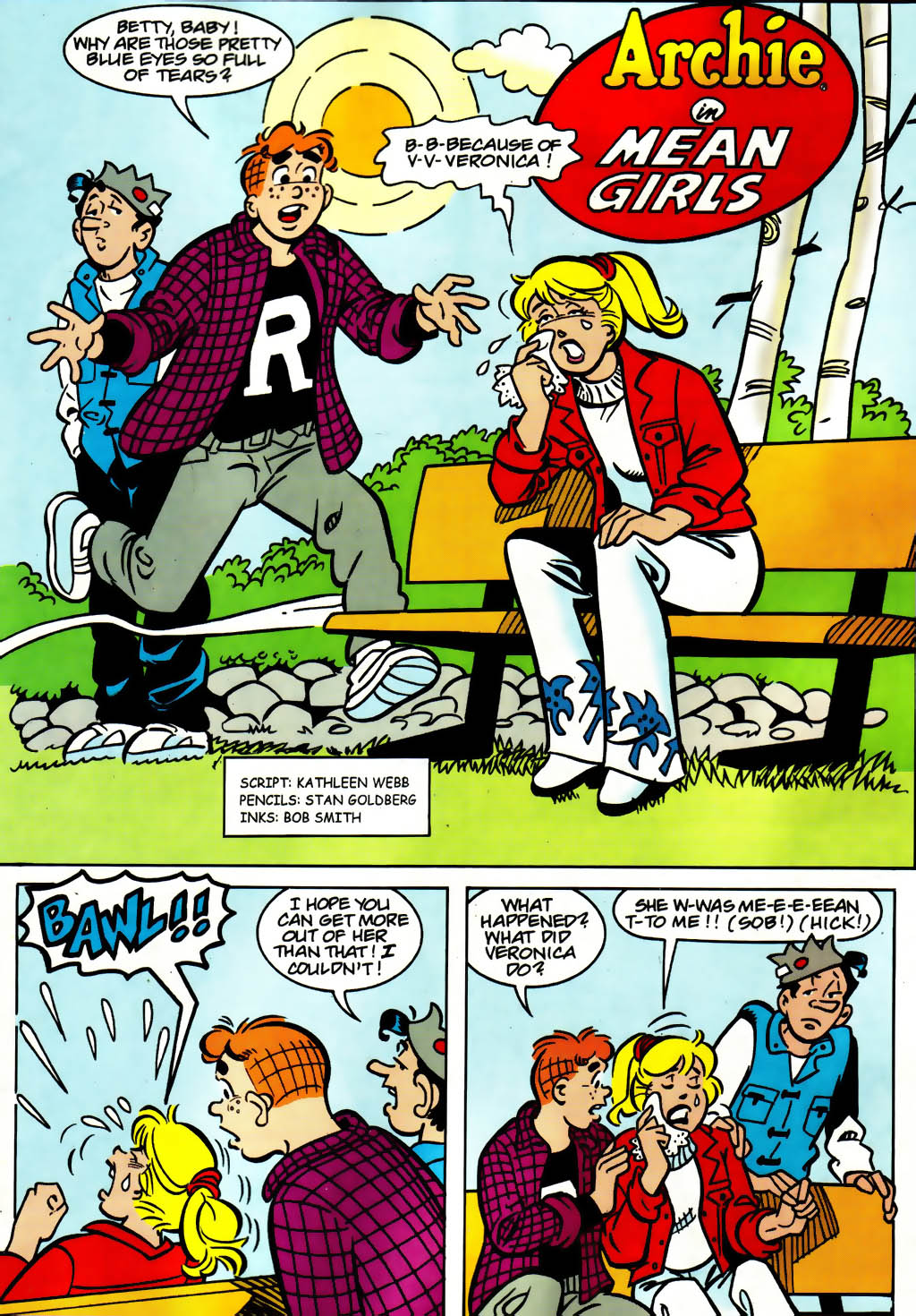 Read online Archie (1960) comic -  Issue #561 - 13
