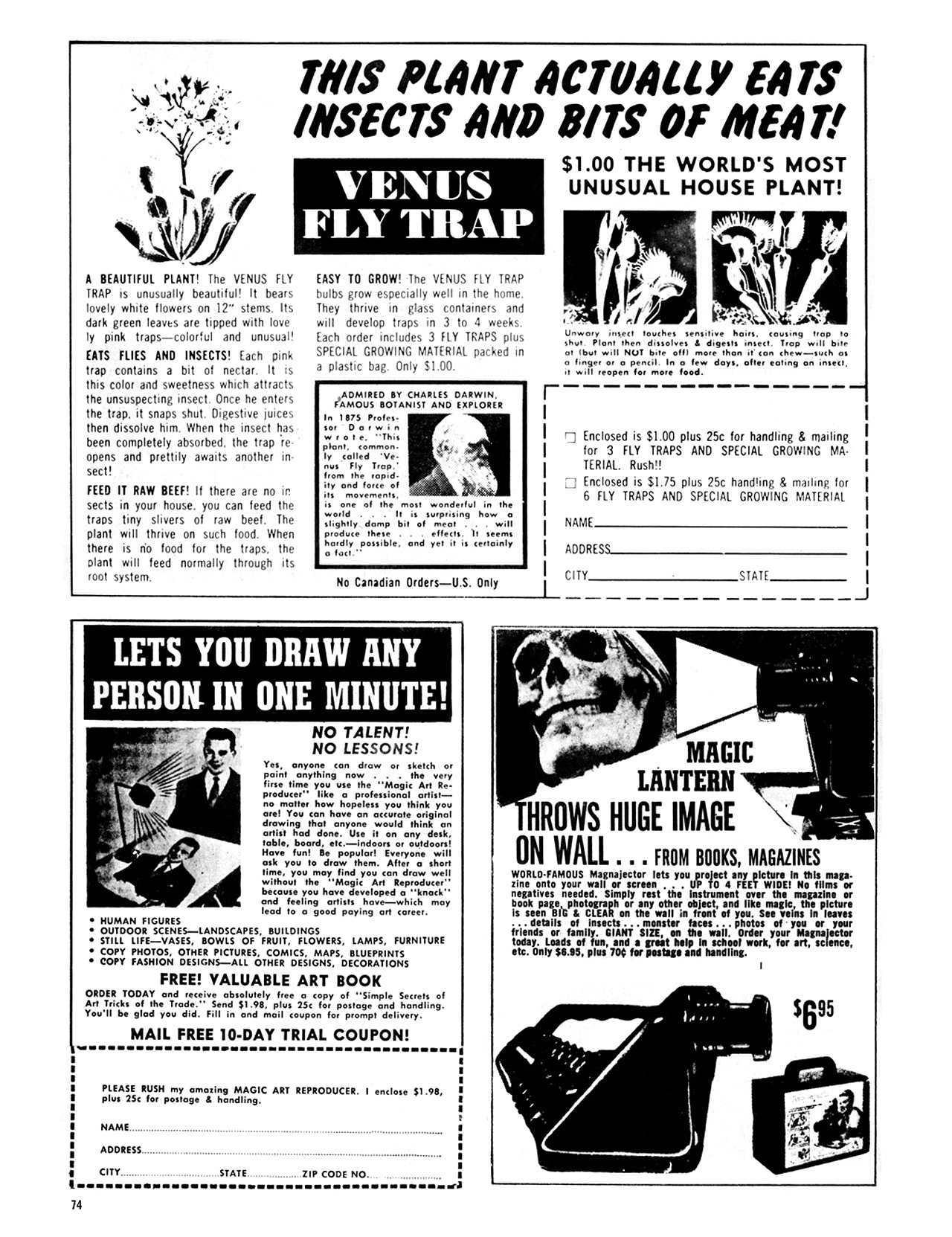 Read online Eerie Archives comic -  Issue # TPB 6 - 75