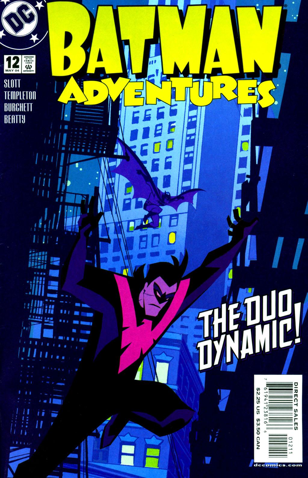 batman adventures 2003 issue 12 viewcomic reading comics. Black Bedroom Furniture Sets. Home Design Ideas