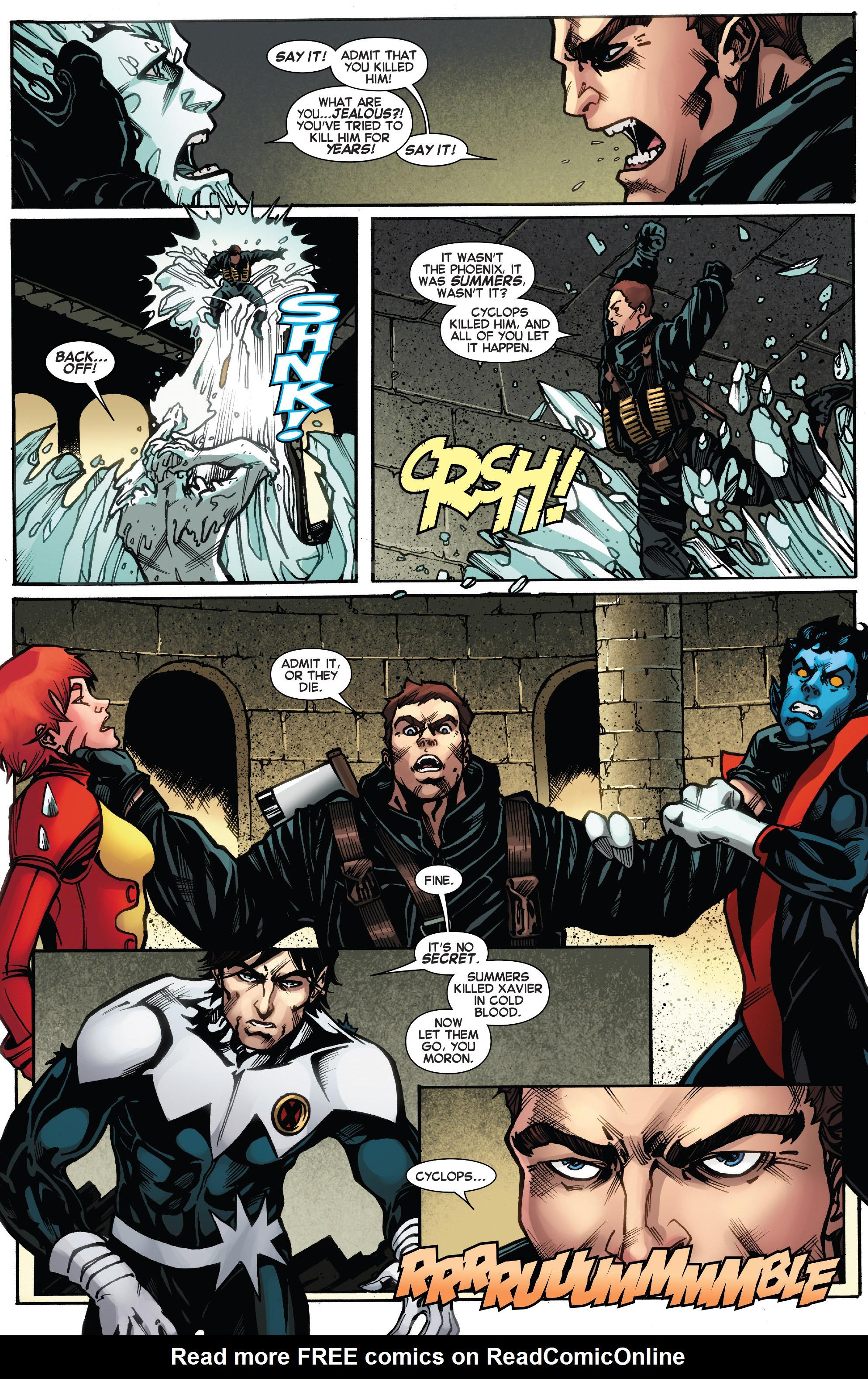 Read online Amazing X-Men (2014) comic -  Issue #17 - 12