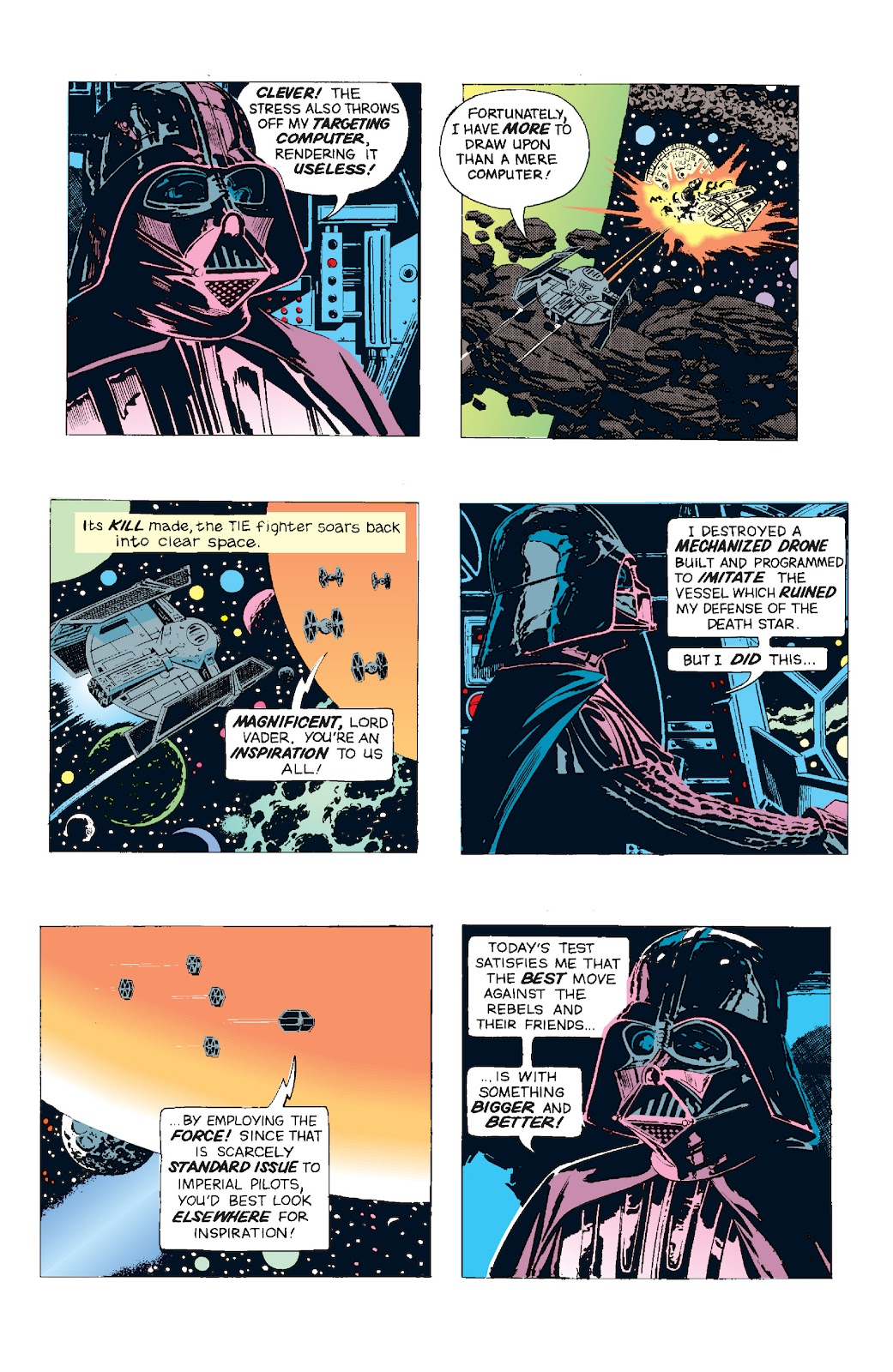 Read online Star Wars Legends: The Newspaper Strips - Epic Collection comic -  Issue # TPB (Part 5) - 25