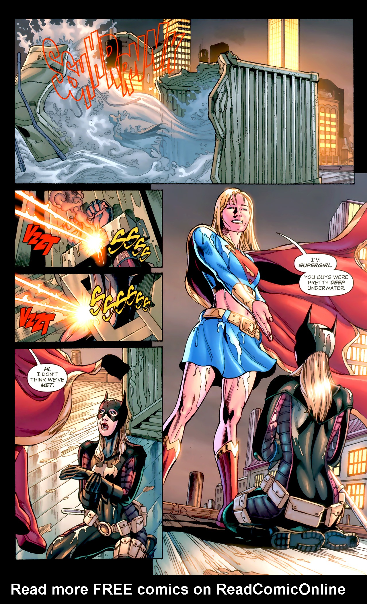 Read online World's Finest (2009) comic -  Issue #3 - 6