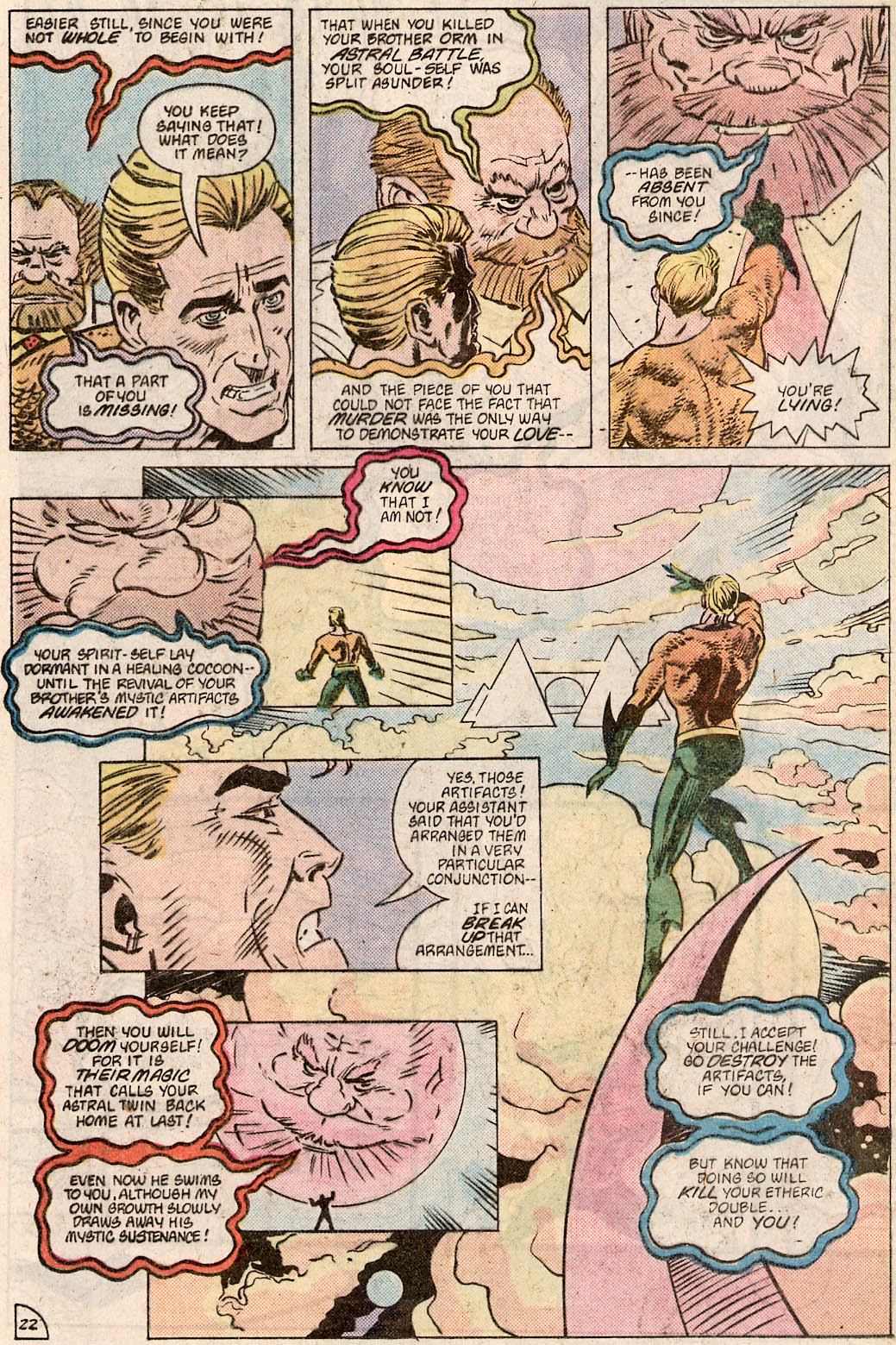 Read online Aquaman Special comic -  Issue #Aquaman Special Full - 23