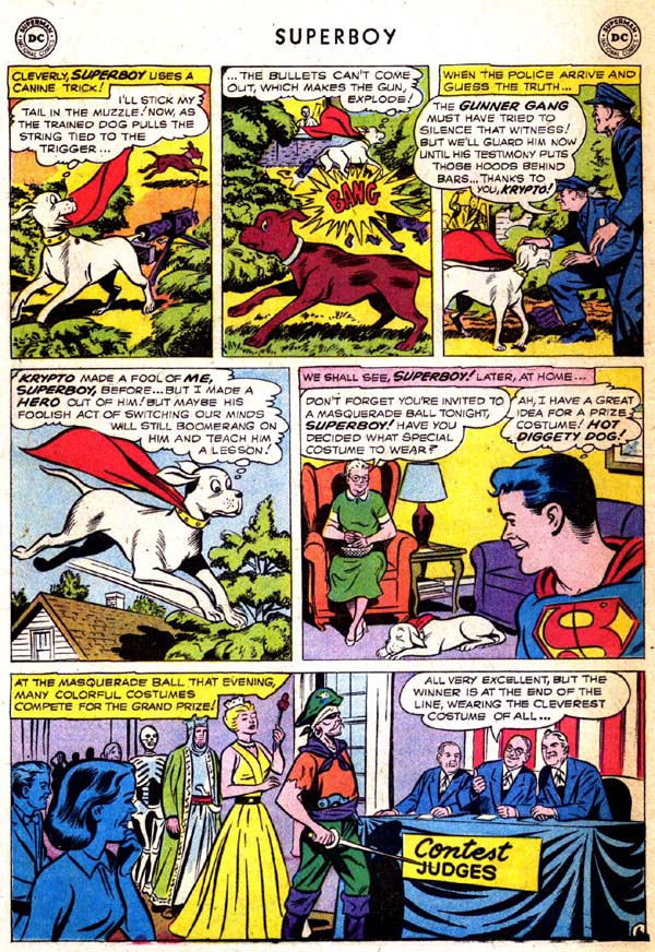 Superboy (1949) issue 71 - Page 7