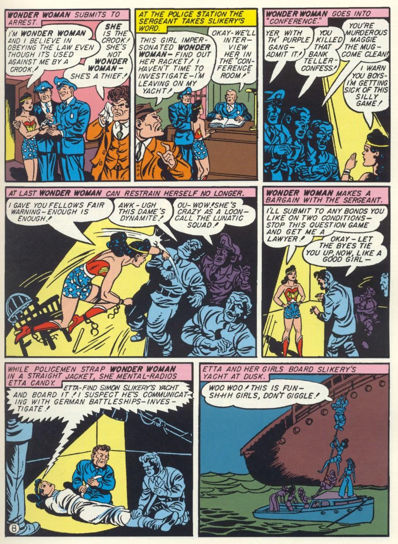 Read online Sensation (Mystery) Comics comic -  Issue #15 - 10