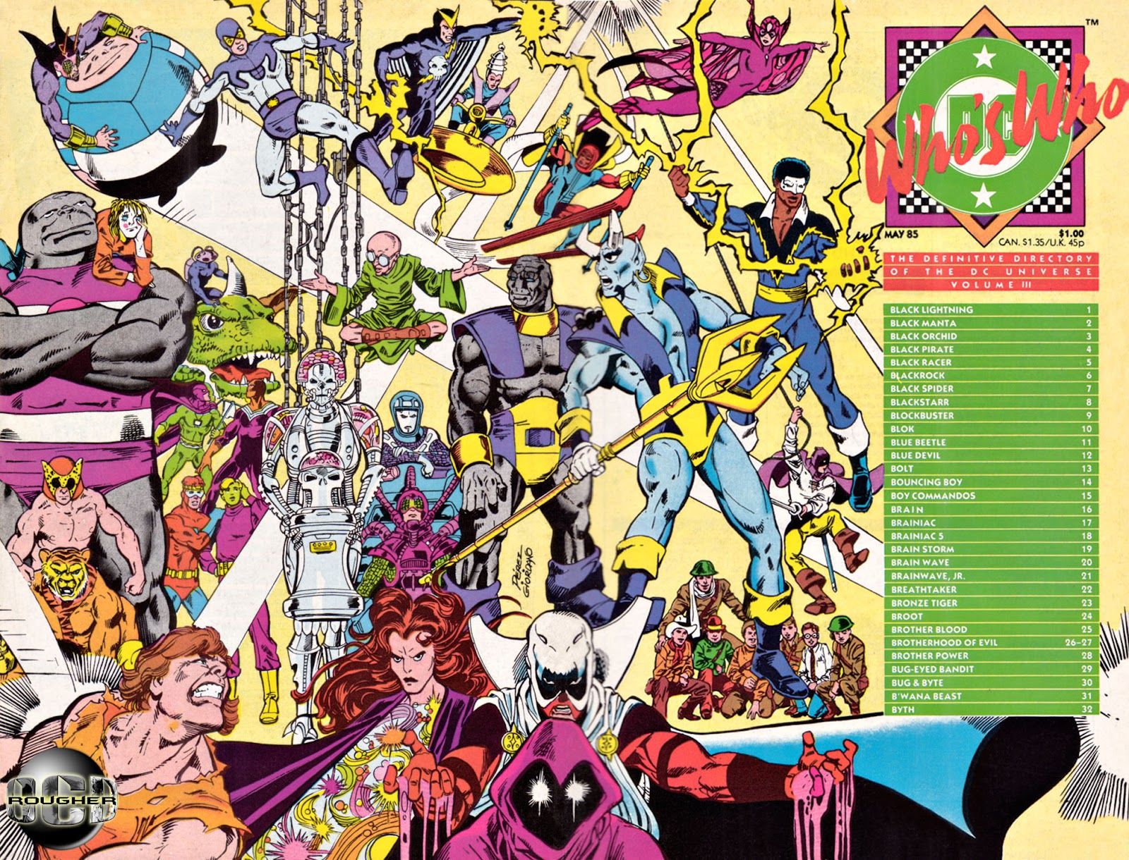 Whos Who: The Definitive Directory of the DC Universe 3 Page 1