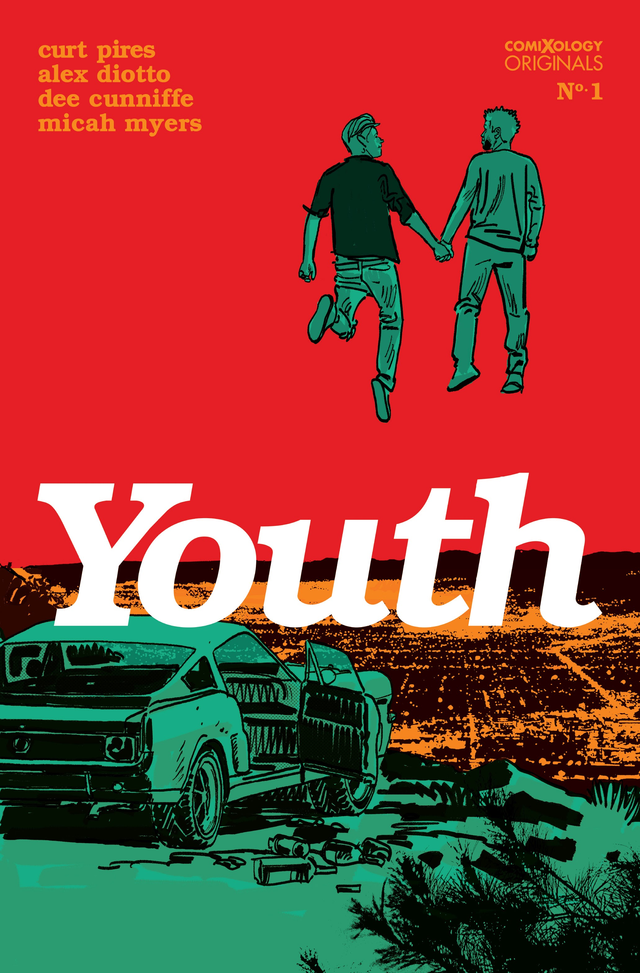 Youth issue 1 - Page 1