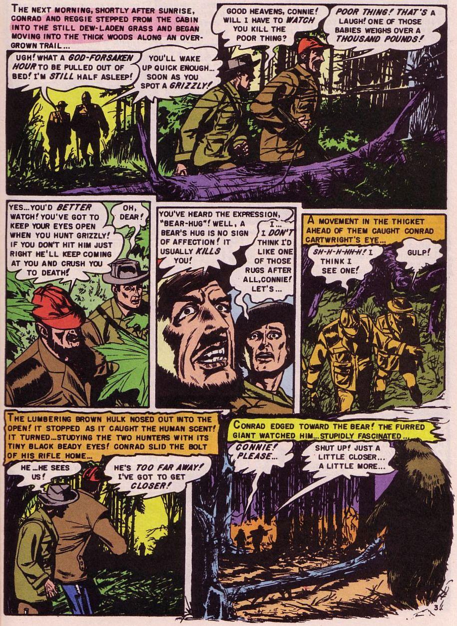 Read online Shock SuspenStories comic -  Issue #1 - 27
