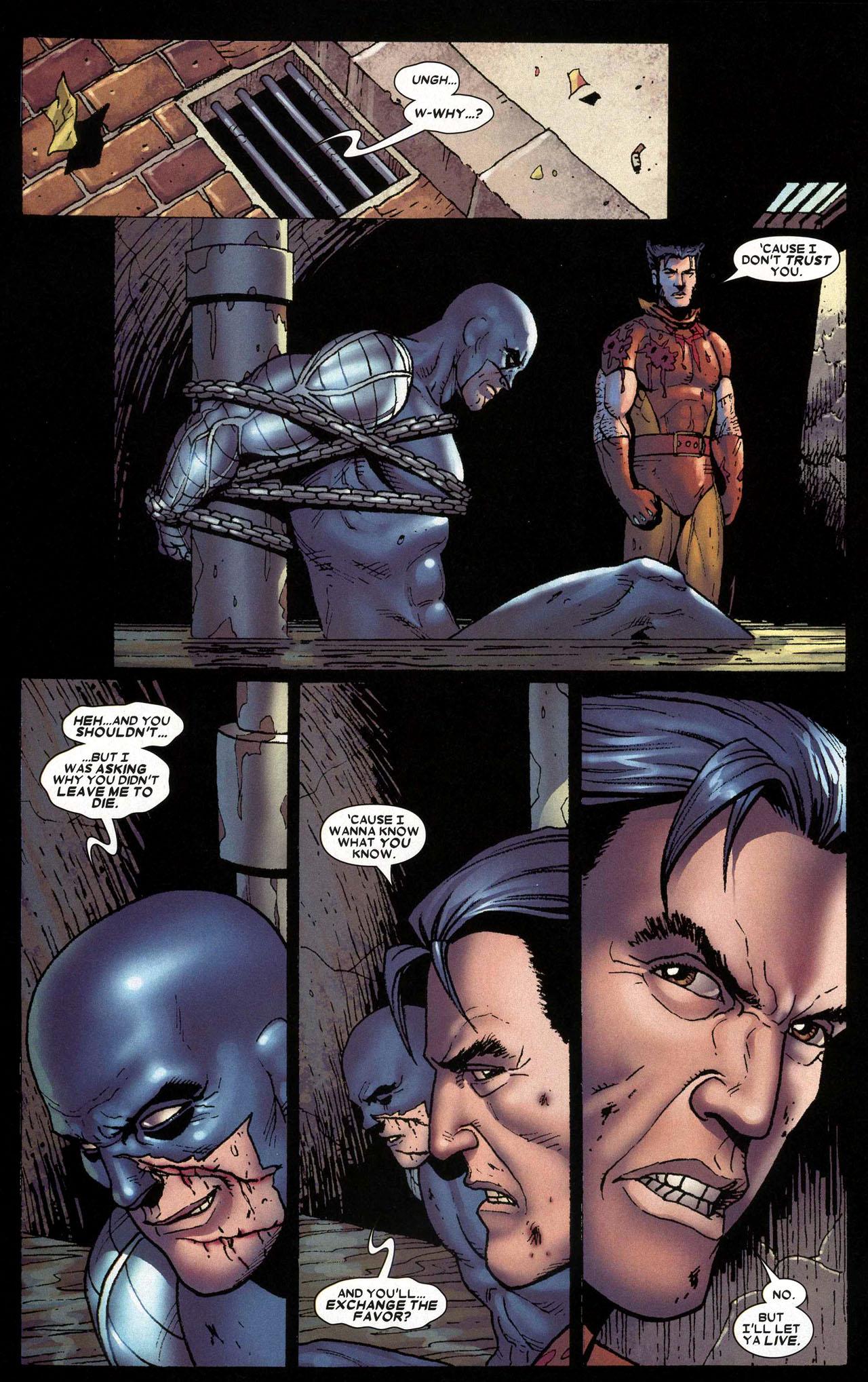 Read online Wolverine: Origins comic -  Issue #14 - 16