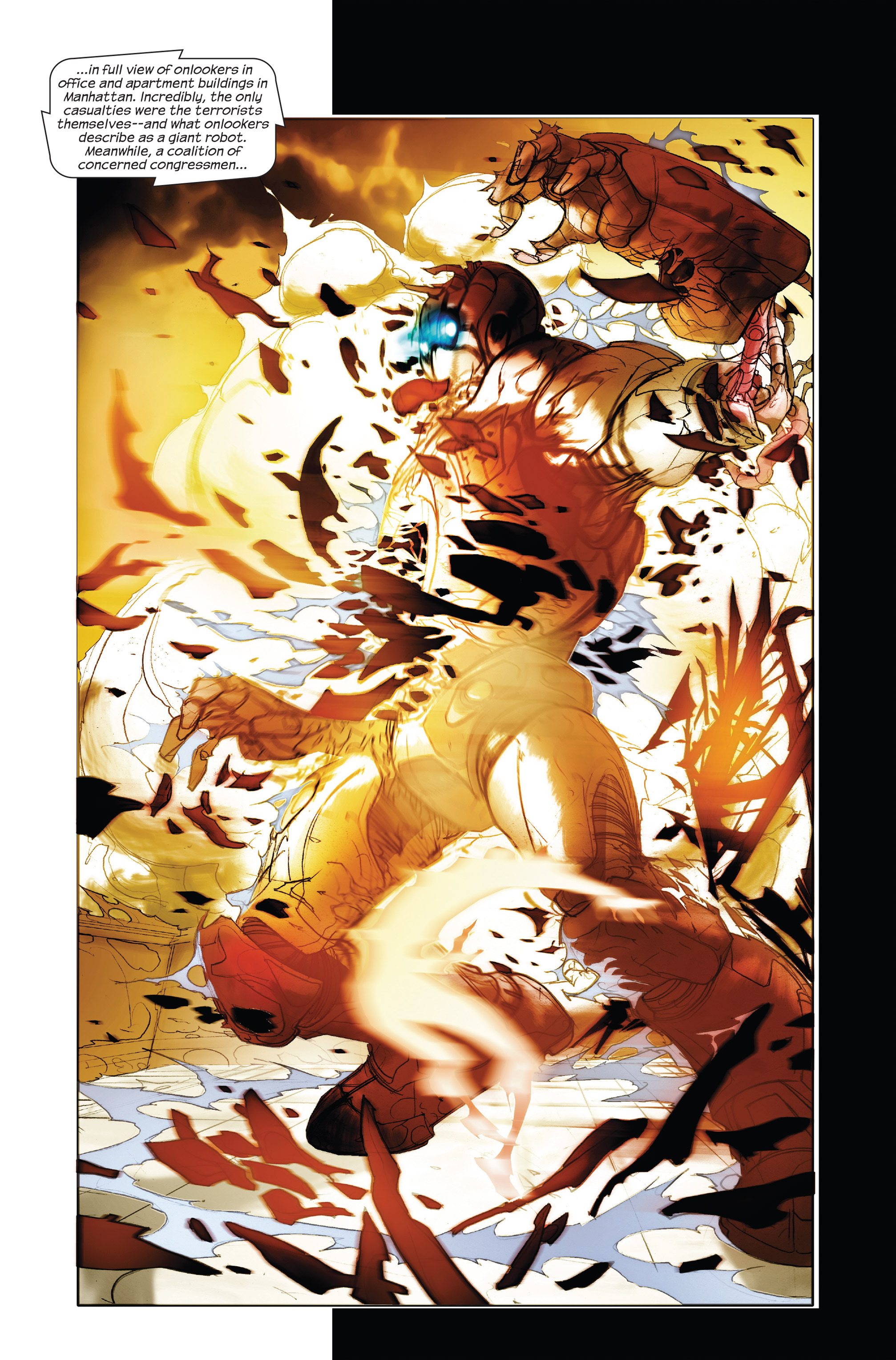 Read online Ultimate Iron Man II comic -  Issue #1 - 3