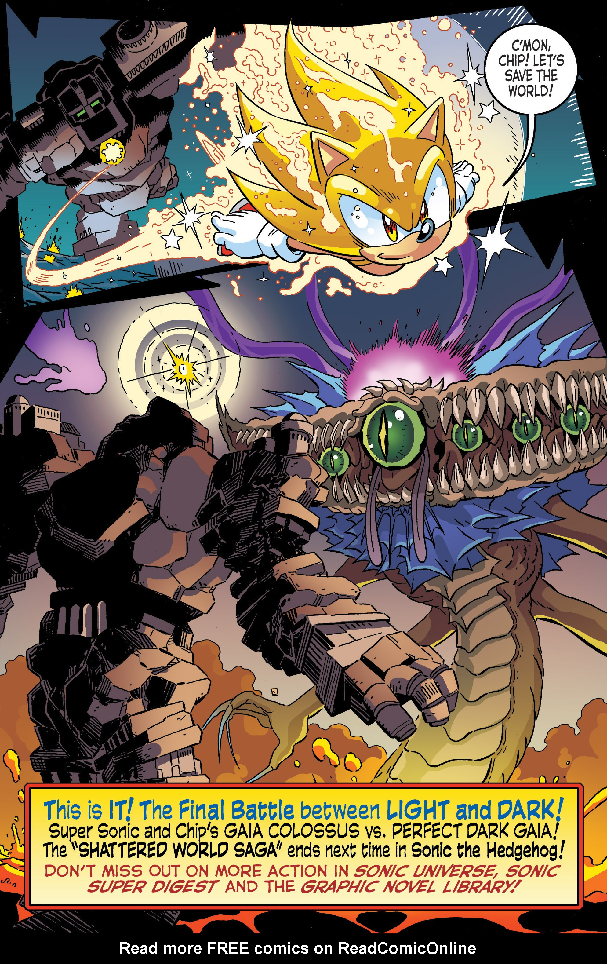 Read online Sonic The Hedgehog comic -  Issue #286 - 22