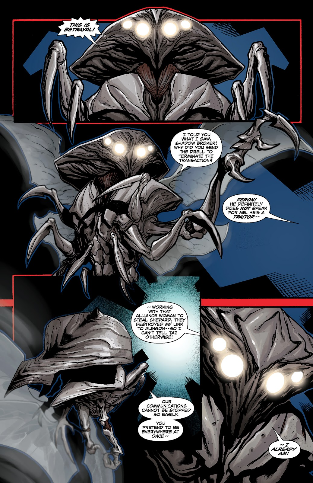 Mass Effect: Redemption Issue #4 #4 - English 15