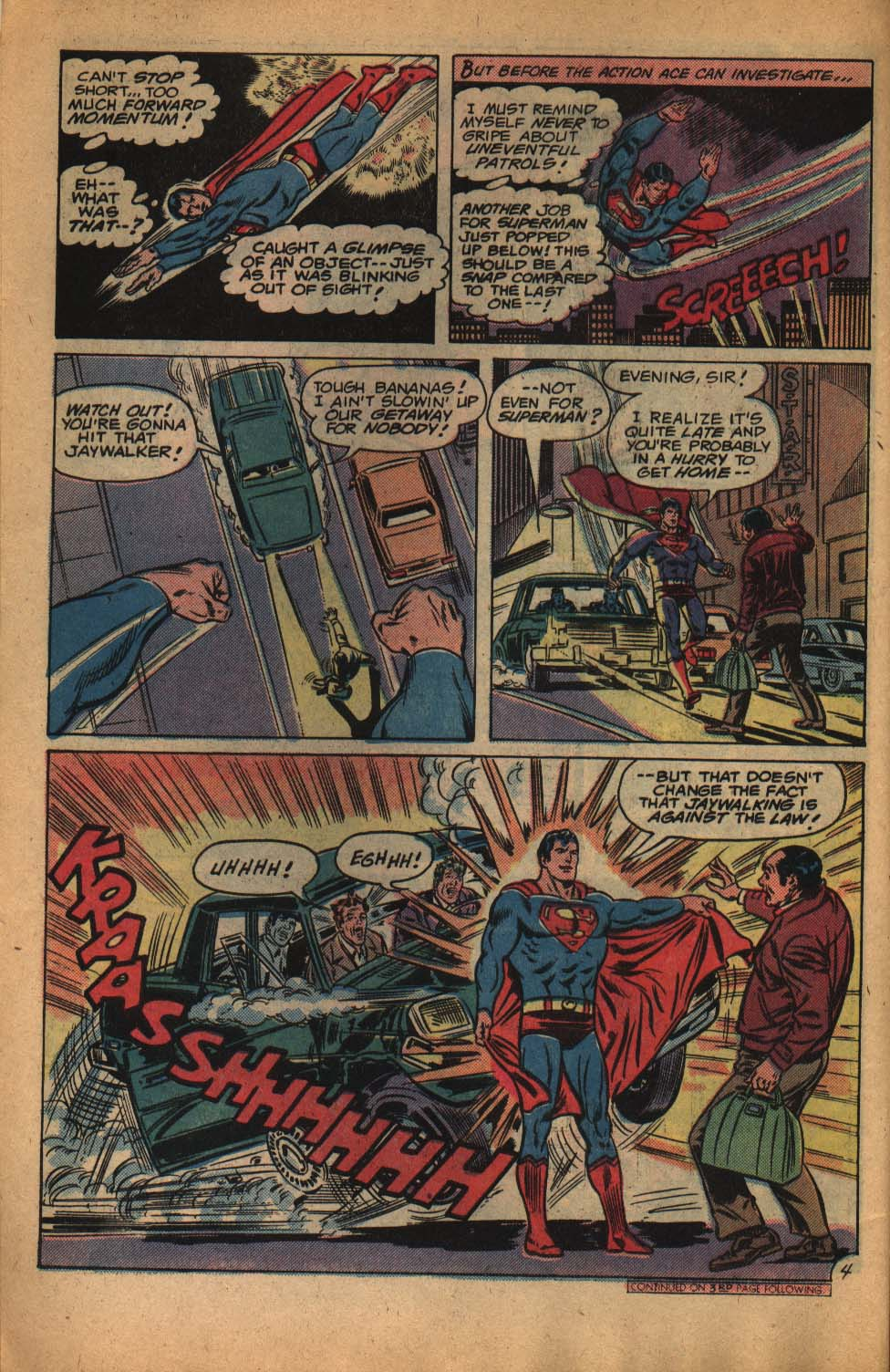 Read online Action Comics (1938) comic -  Issue #503 - 6
