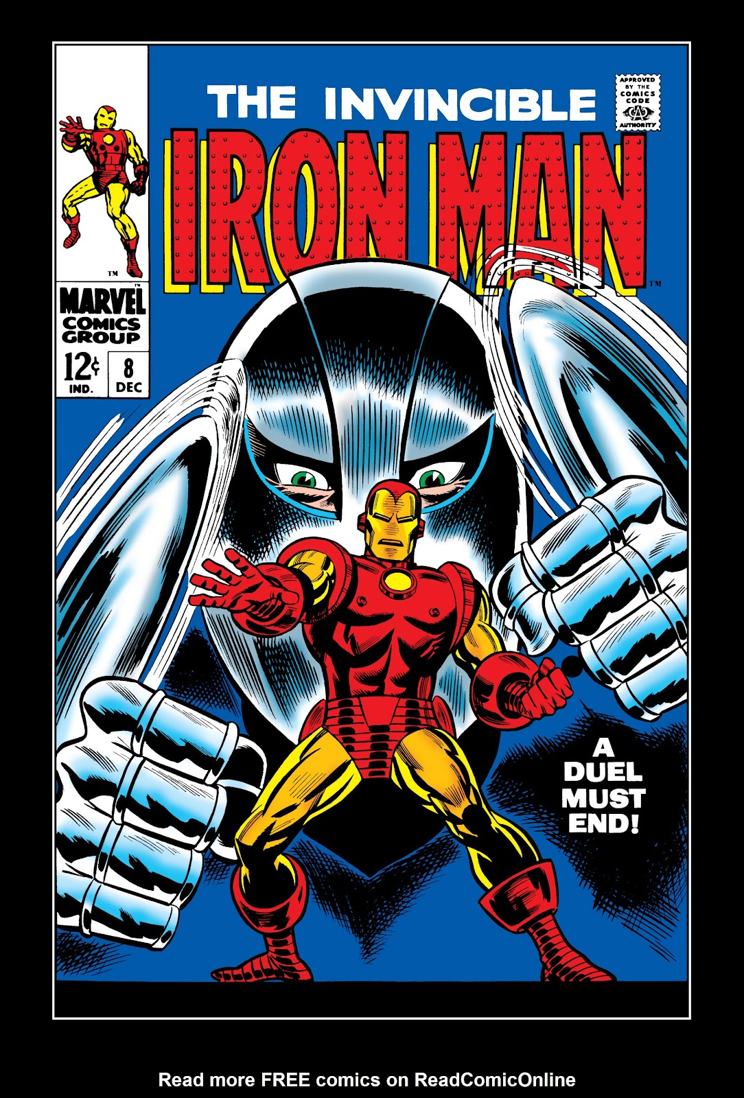 Read online Marvel Masterworks: The Invincible Iron Man comic -  Issue # TPB 5 (Part 2) - 33