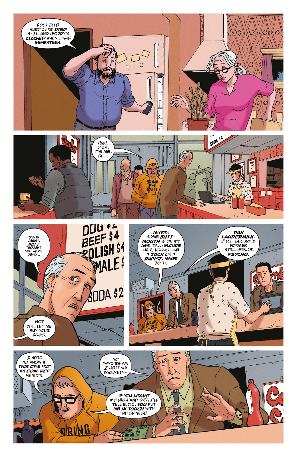 Read online She Could Fly comic -  Issue # _TPB - 64