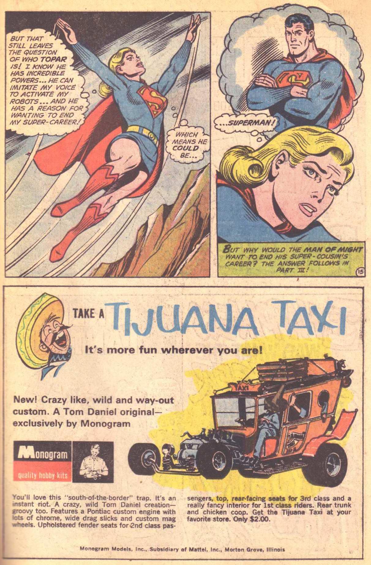 Read online Adventure Comics (1938) comic -  Issue #382 - 19