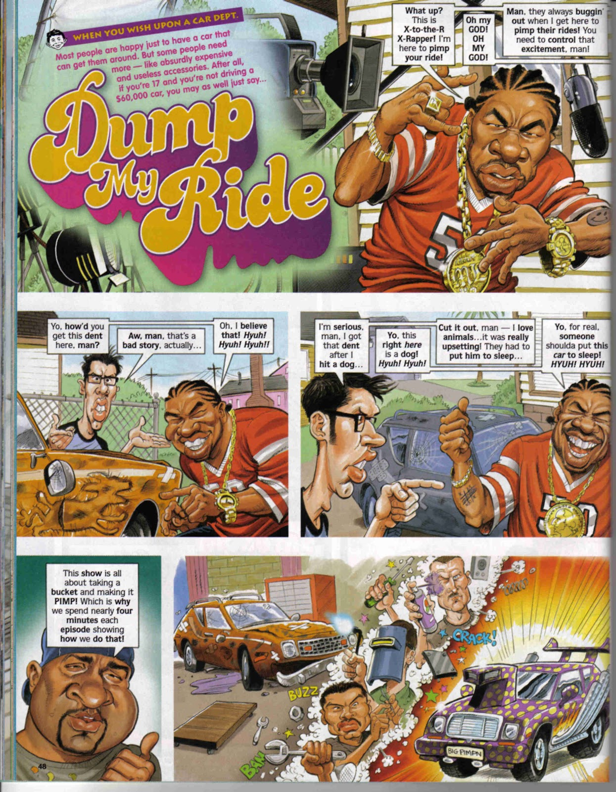 MAD issue 456 - Page 40