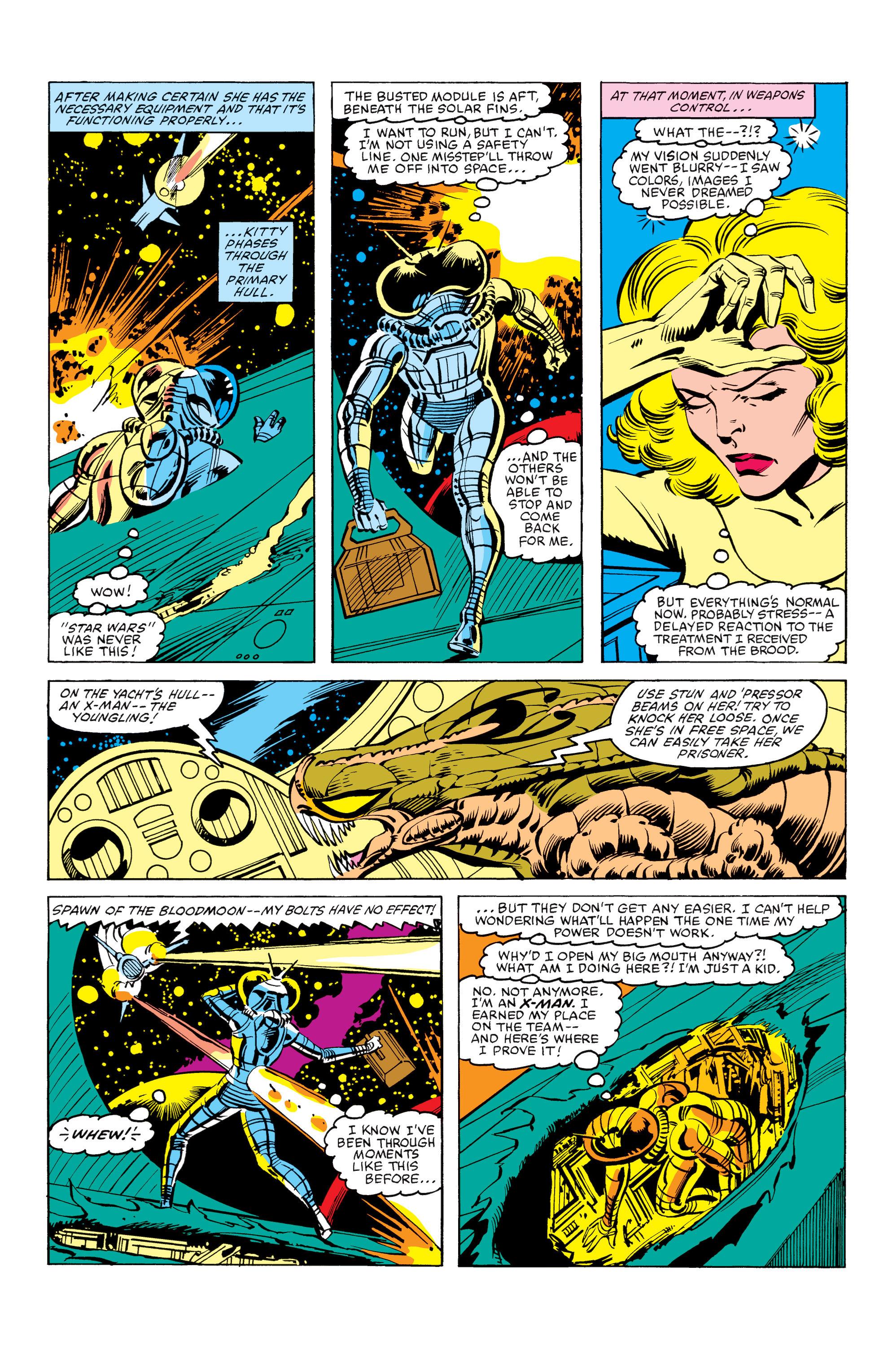 Read online Uncanny X-Men (1963) comic -  Issue #164 - 8