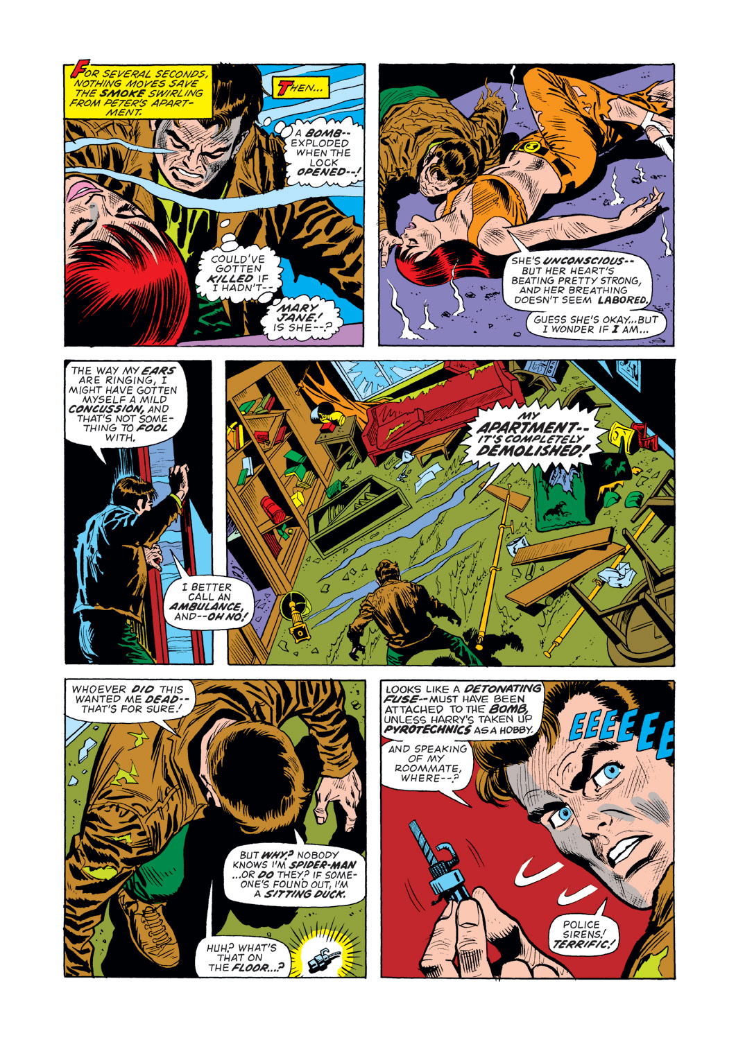 The Amazing Spider-Man (1963) 136 Page 4