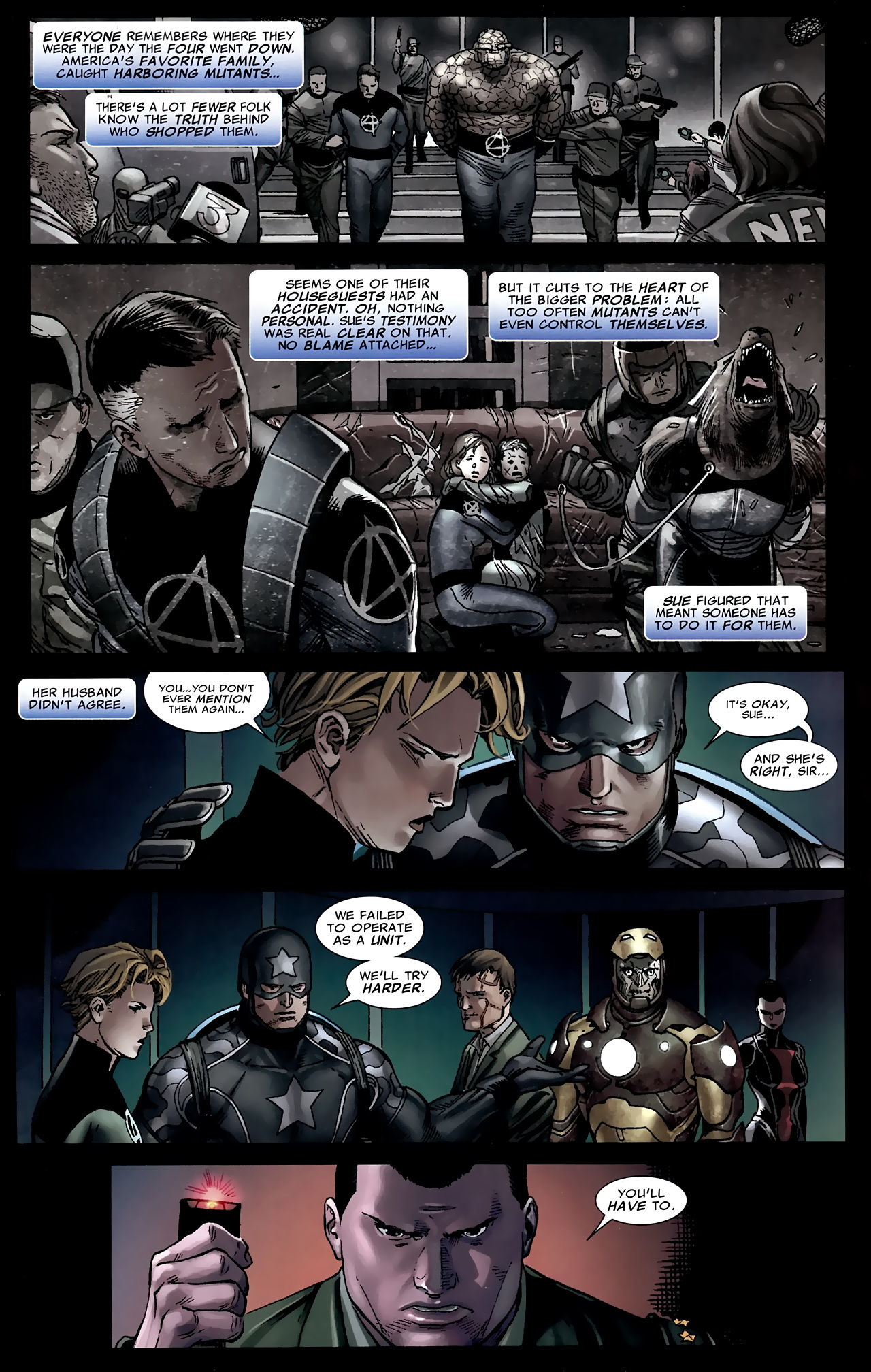 Read online Age of X: Universe comic -  Issue #1 - 15