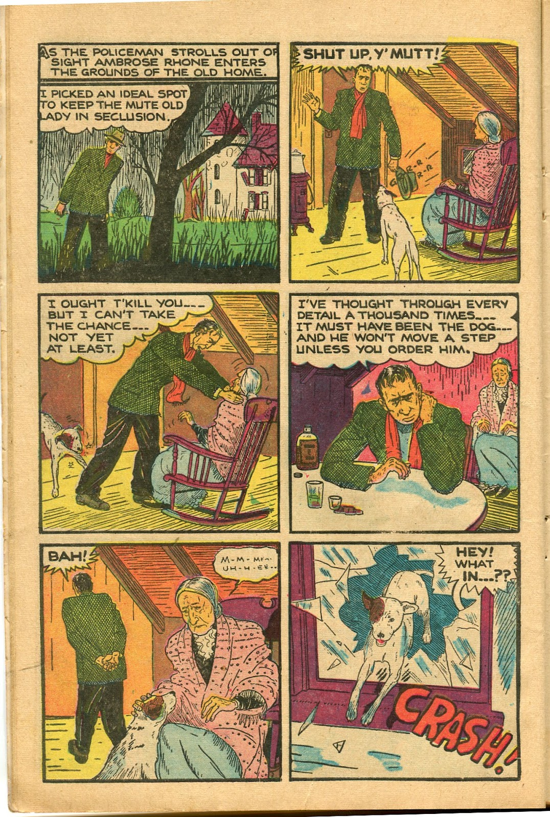 Read online Famous Funnies comic -  Issue #147 - 12