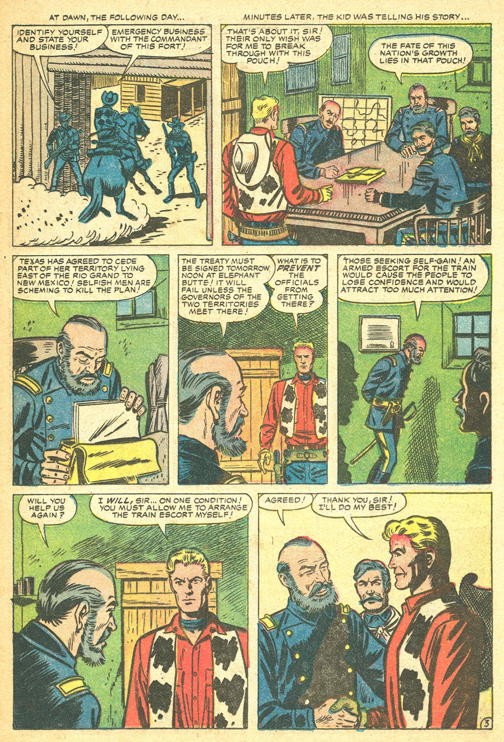 Kid Colt Outlaw issue 60 - Page 12