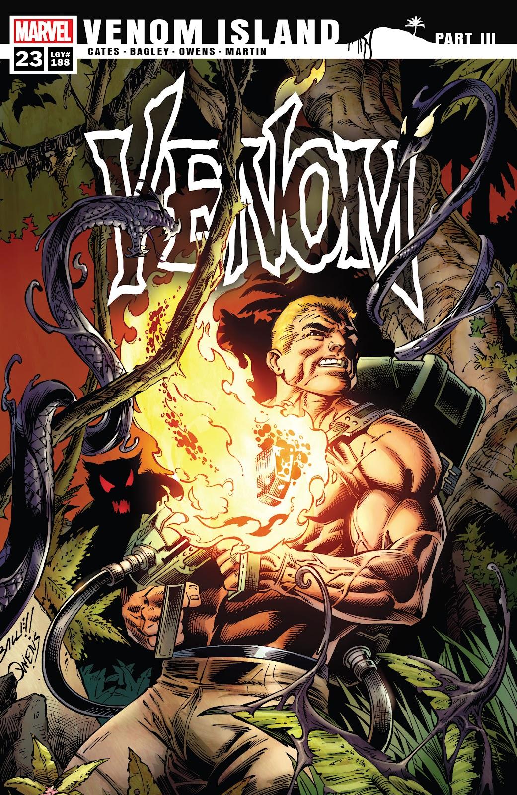 Venom (2018) issue 23 - Page 1