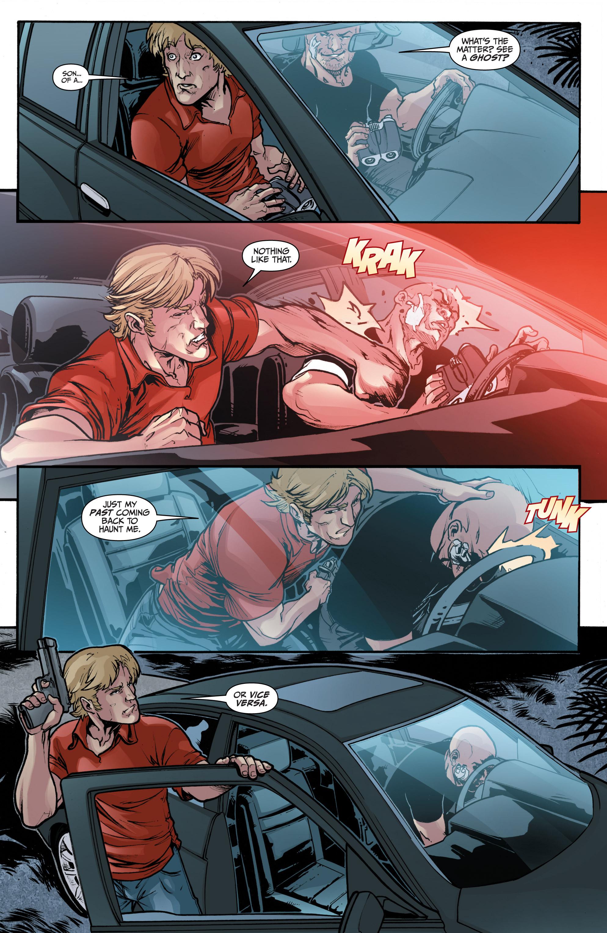 Read online 3 Guns comic -  Issue #1 - 10