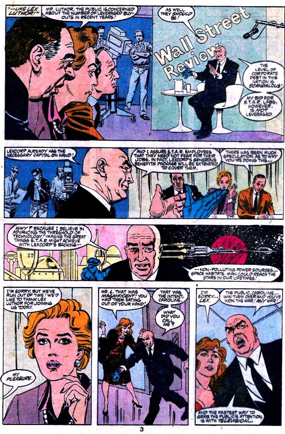 Read online Adventures of Superman (1987) comic -  Issue #454 - 18