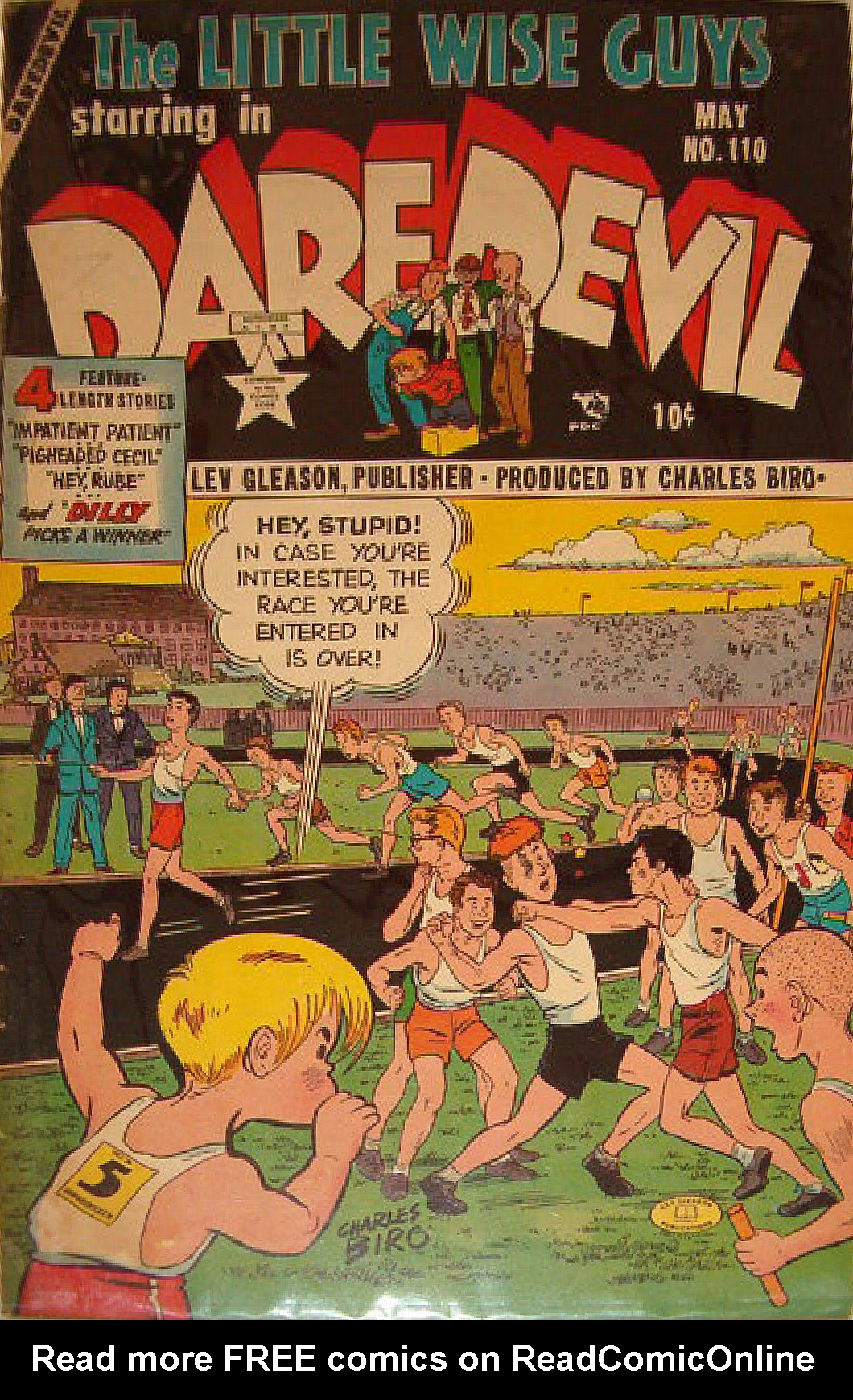 Daredevil (1941) 110 Page 1