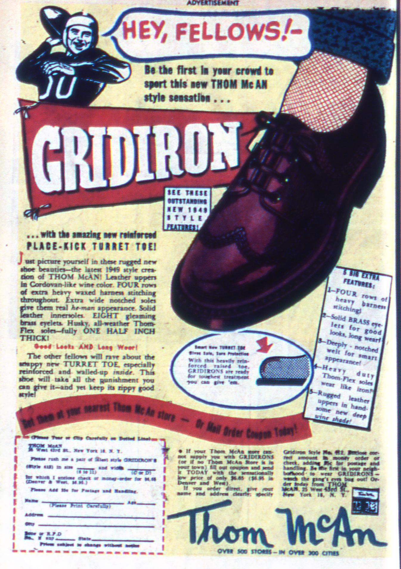 Read online Adventure Comics (1938) comic -  Issue #136 - 52