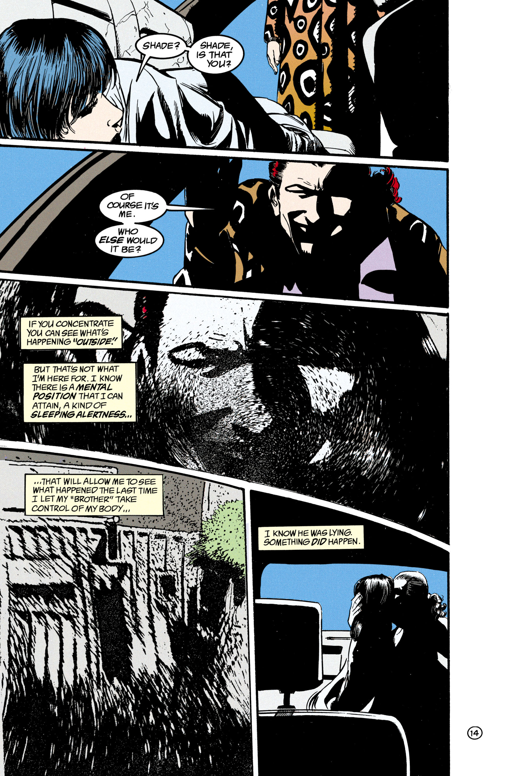 Read online Shade, the Changing Man comic -  Issue #21 - 15