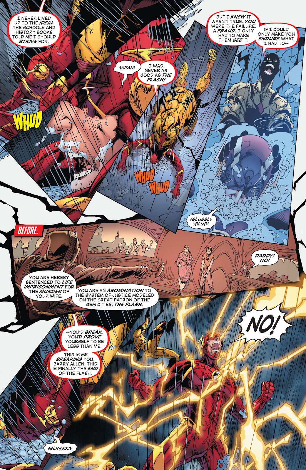 Read online The Flash (2011) comic -  Issue # _TPB 8 (Part 2) - 101