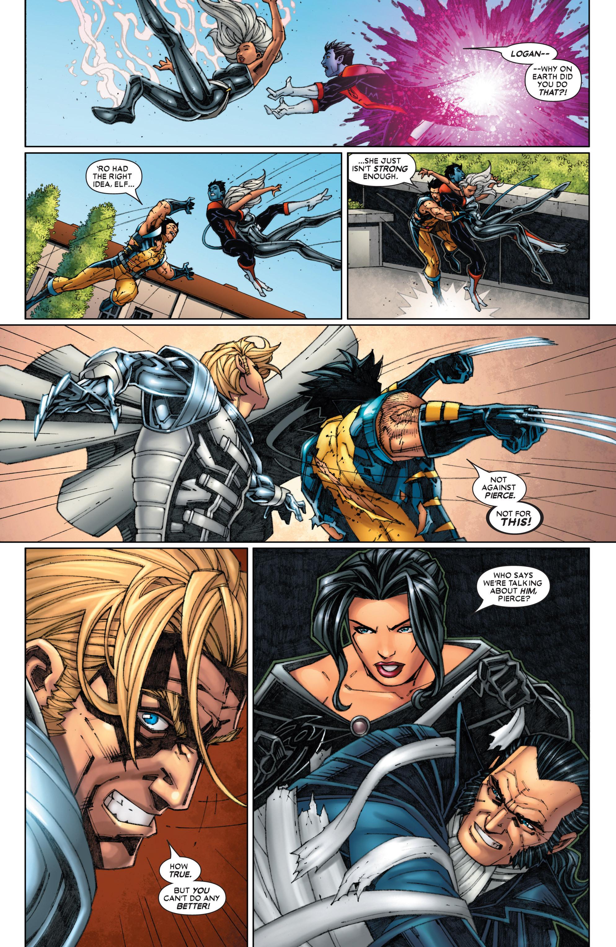 Read online Uncanny X-Men (1963) comic -  Issue #454 - 19