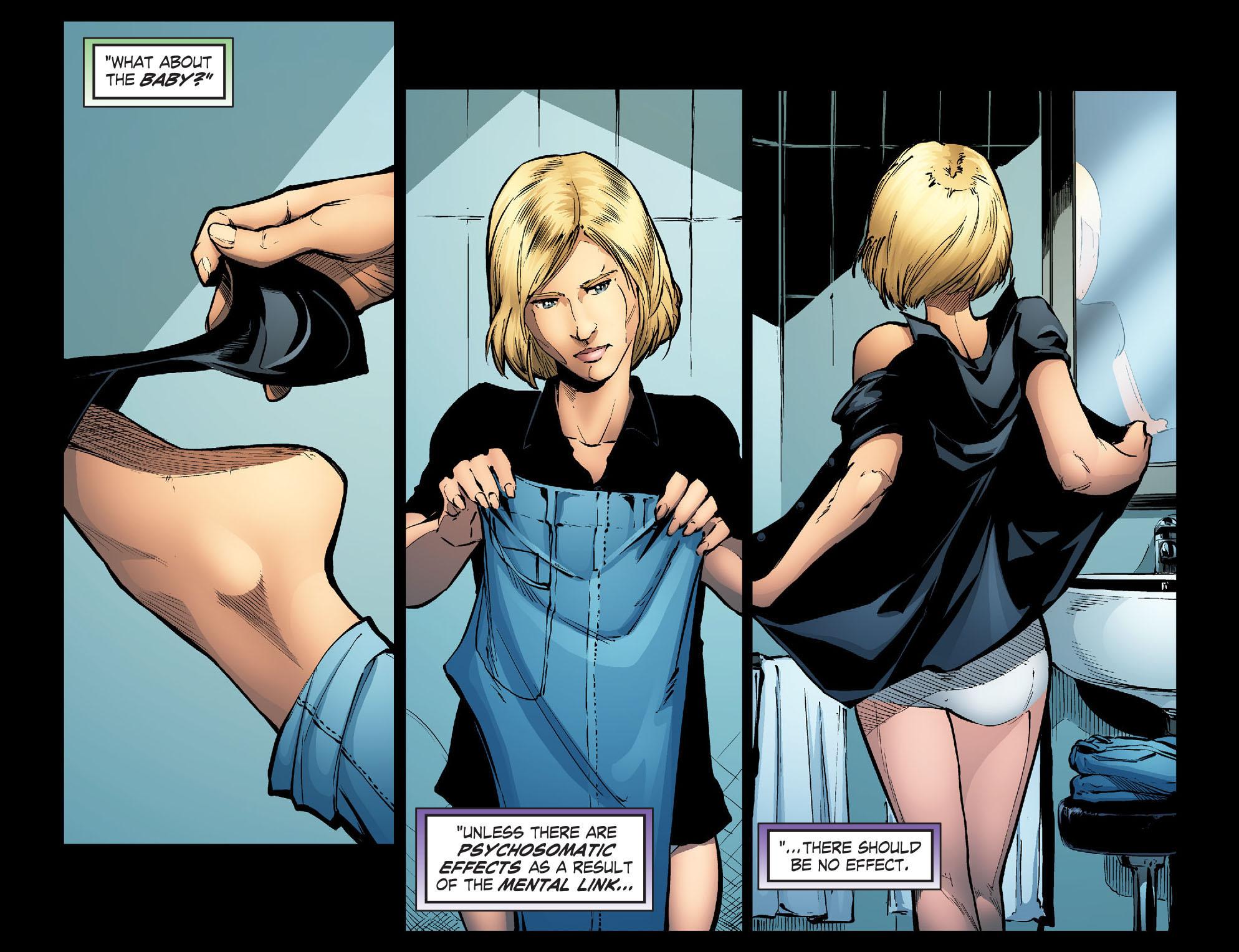 Read online Smallville: Season 11 comic -  Issue #31 - 13