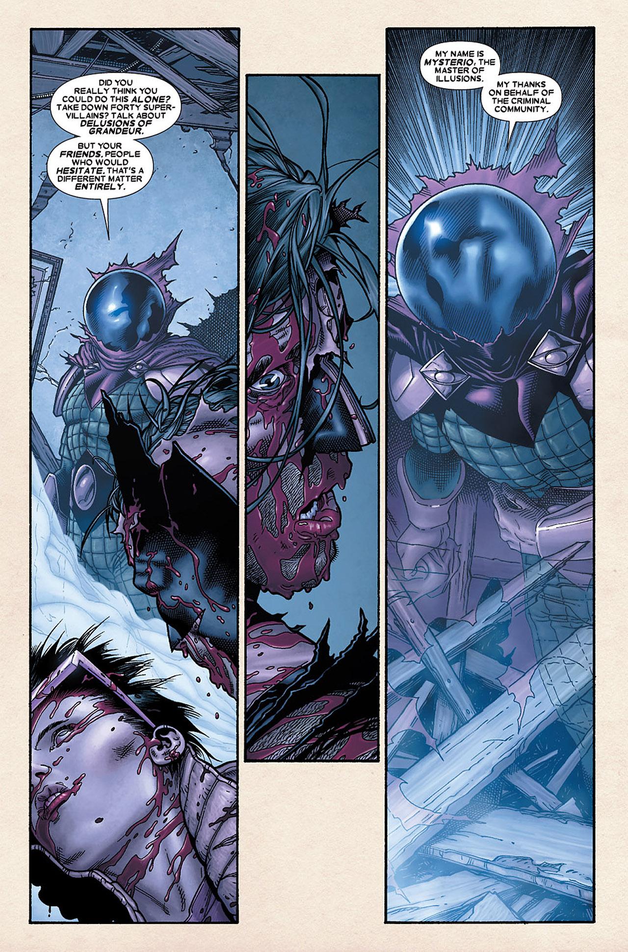 Read online Wolverine: Old Man Logan comic -  Issue # Full - 106