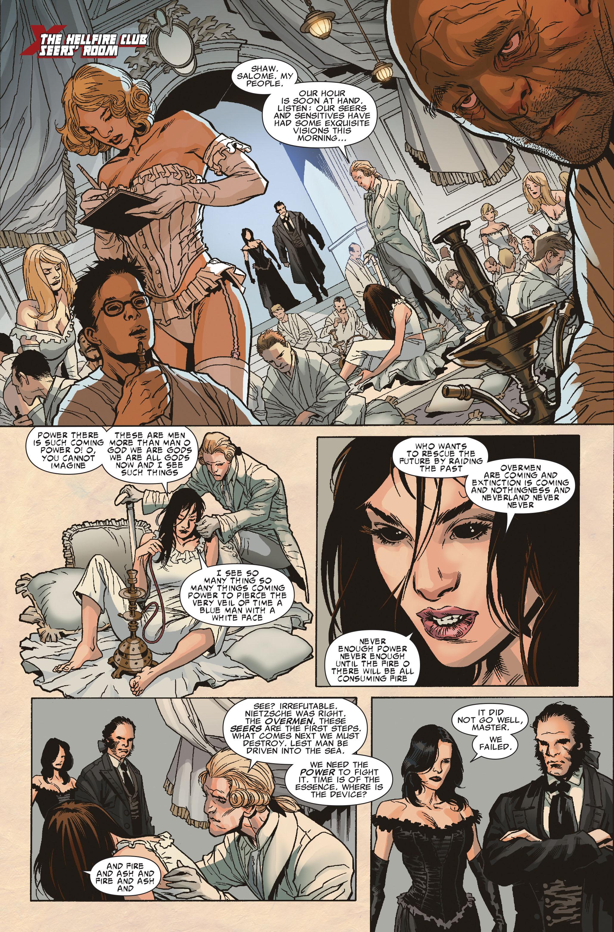 Read online Uncanny X-Men (1963) comic -  Issue #512 - 14